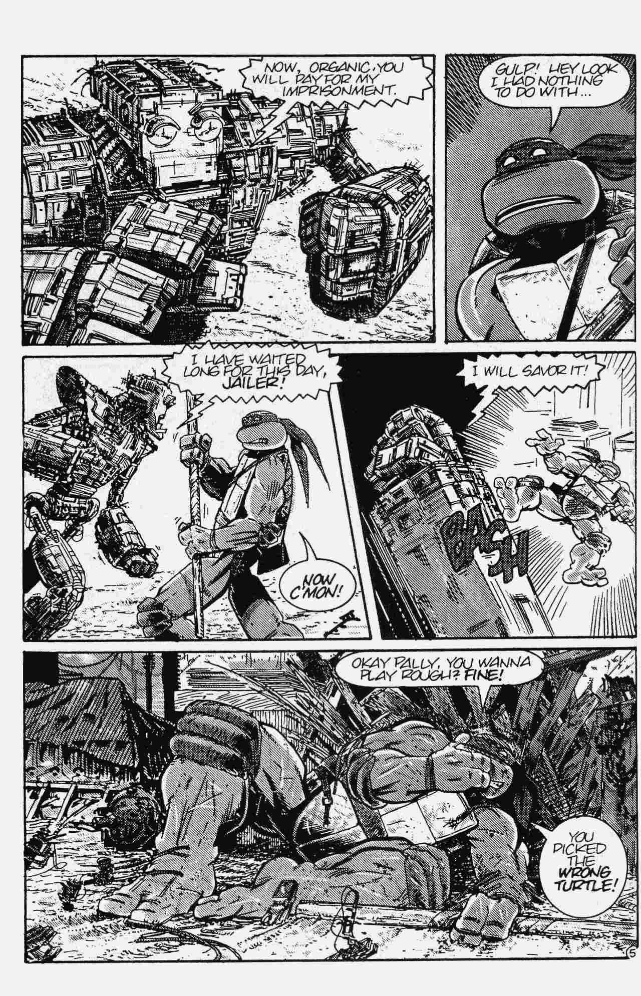 Read online Shell Shock comic -  Issue # Full - 26