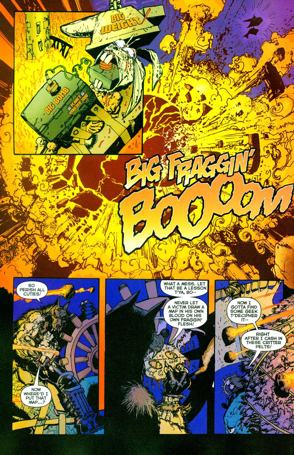 Read online The Authority/Lobo: Spring Break Massacre comic -  Issue # Full - 10