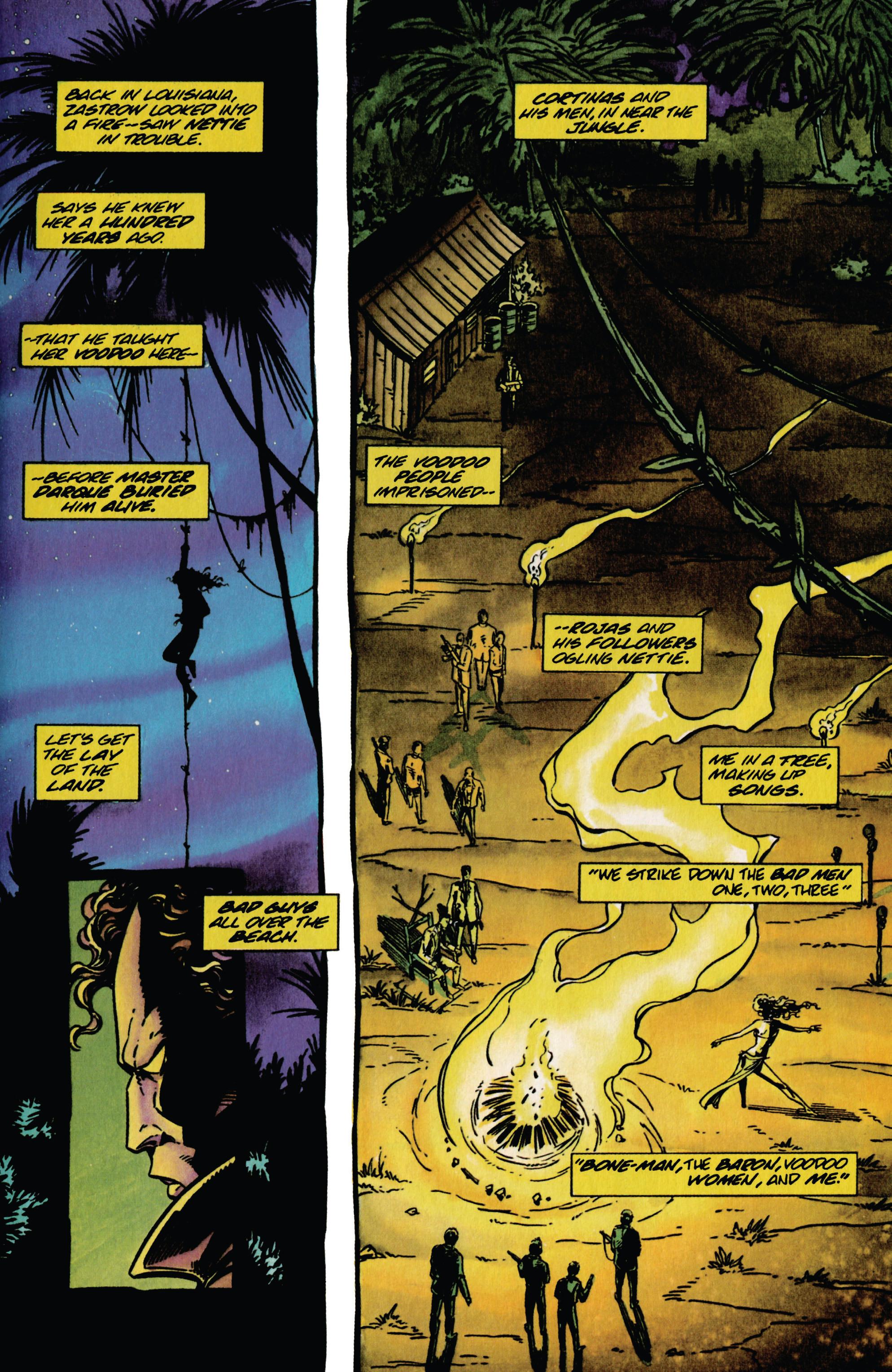 Read online Shadowman (1992) comic -  Issue #34 - 7