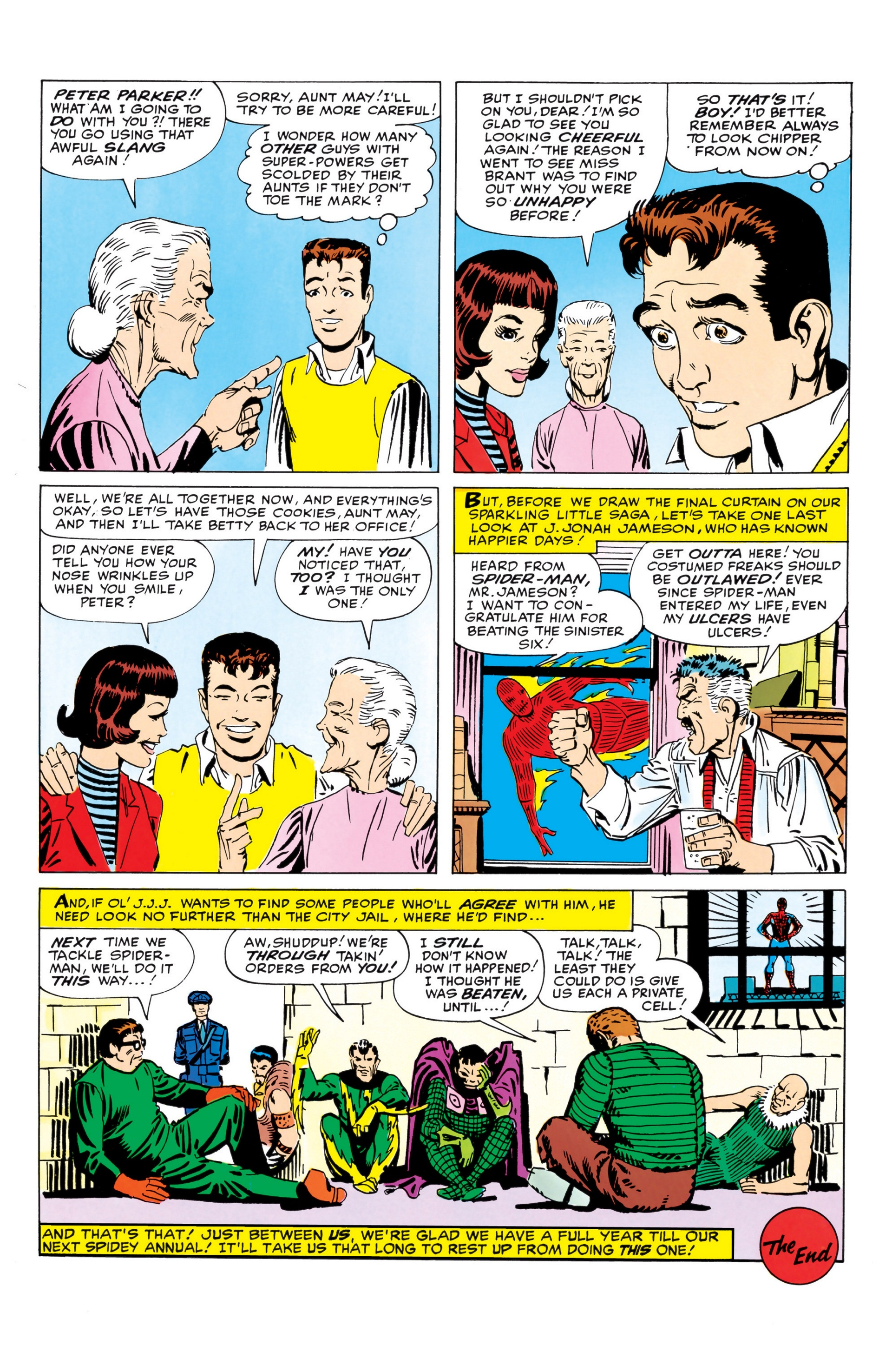 The Amazing Spider-Man (1963) _Annual_1 Page 41