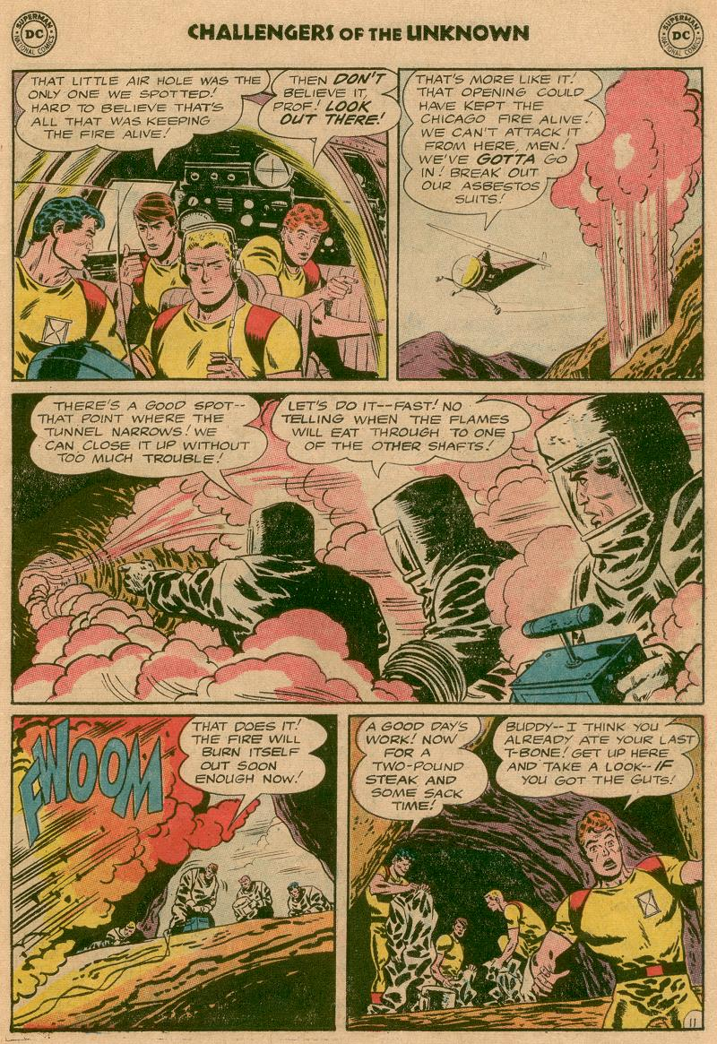 Challengers of the Unknown (1958) issue 45 - Page 14