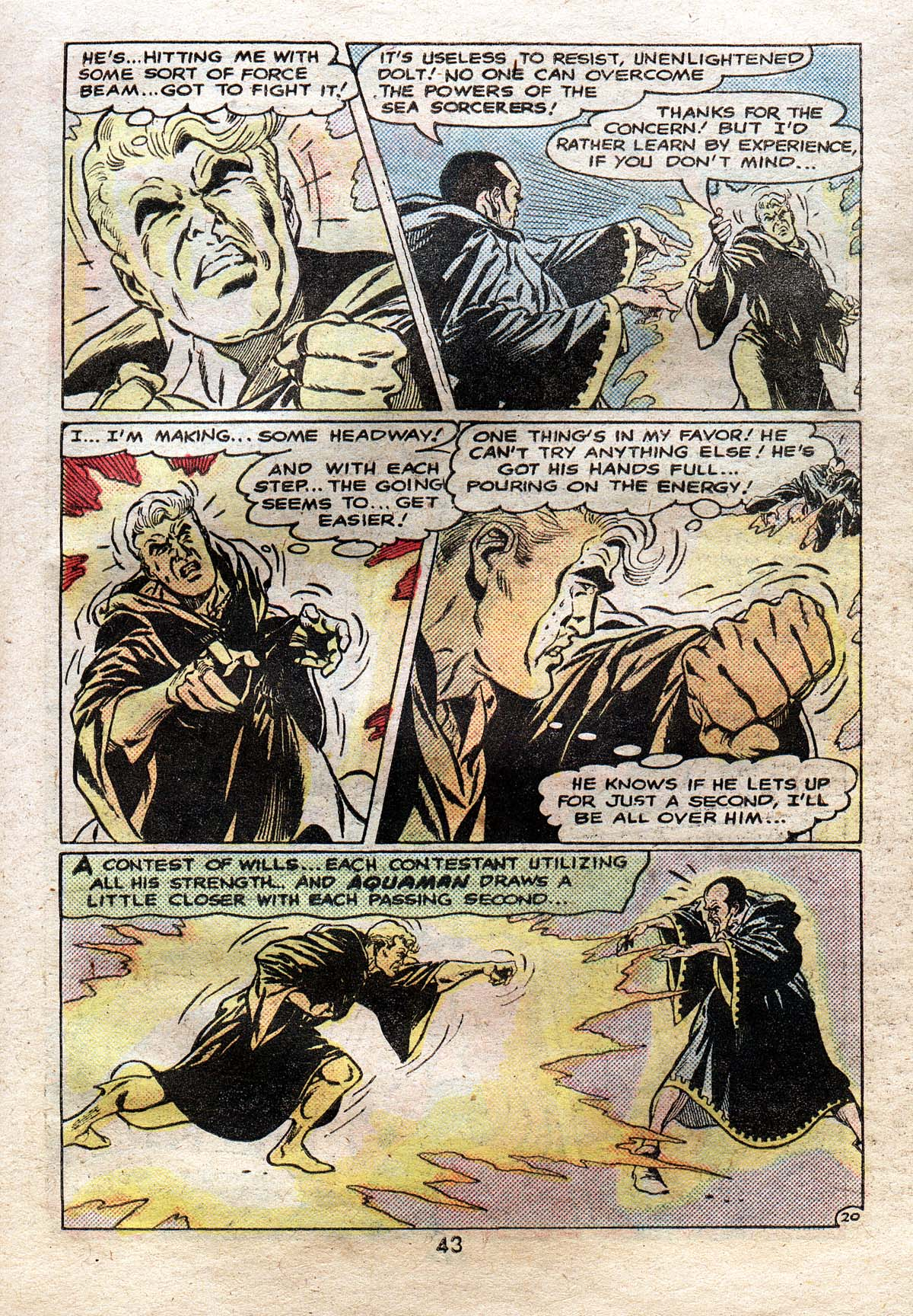 Read online Adventure Comics (1938) comic -  Issue #491 - 42