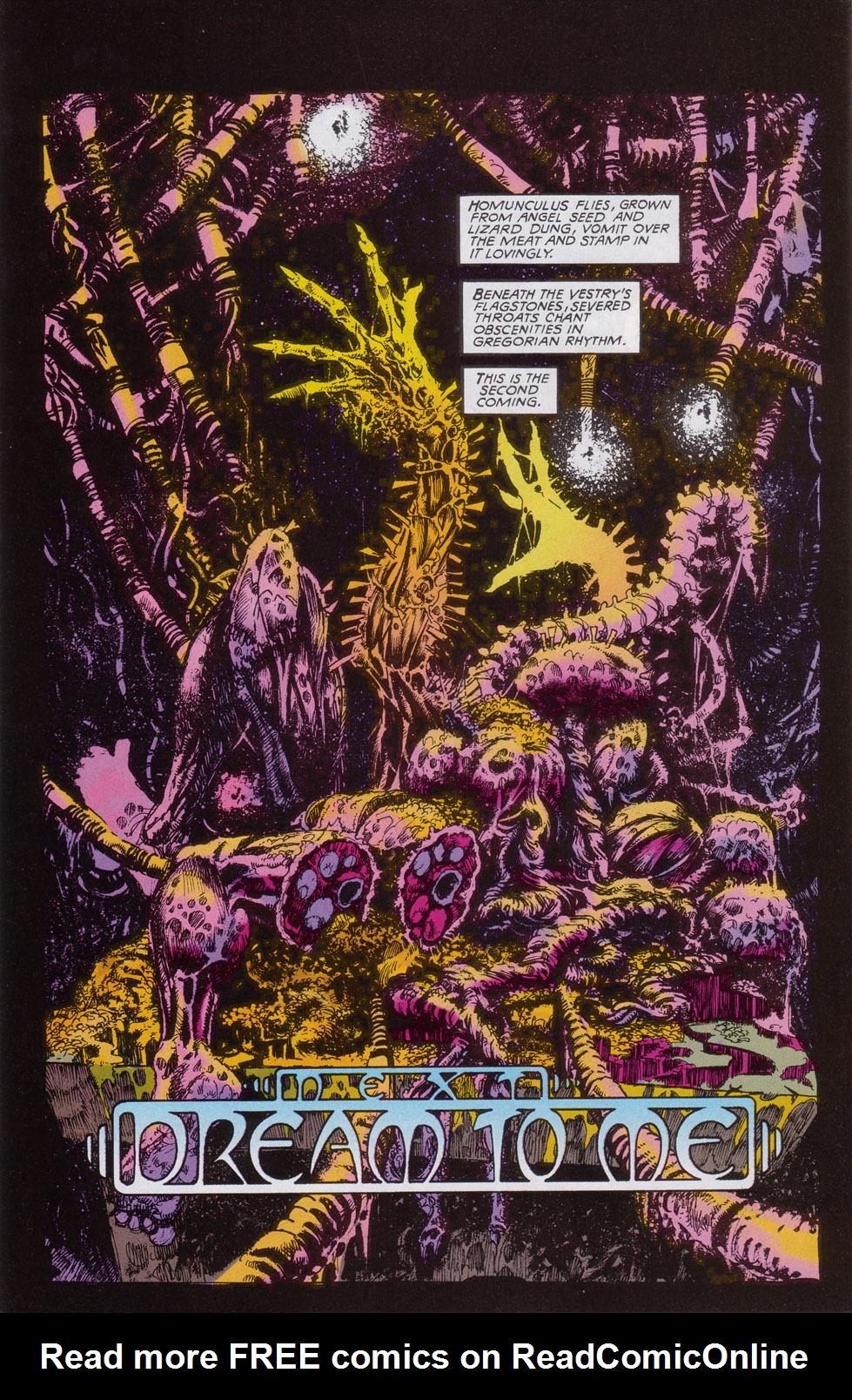 Read online Druid comic -  Issue #2 - 24