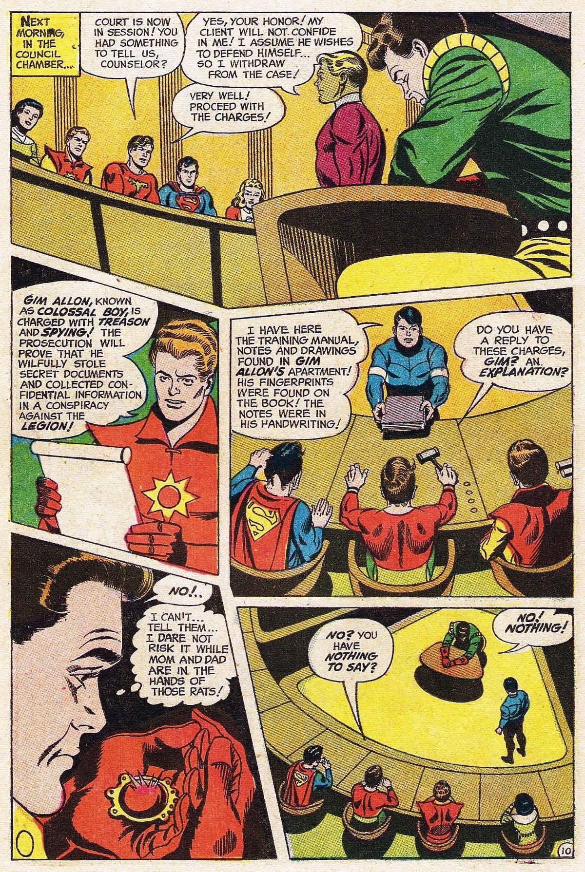 Read online Adventure Comics (1938) comic -  Issue #371 - 14