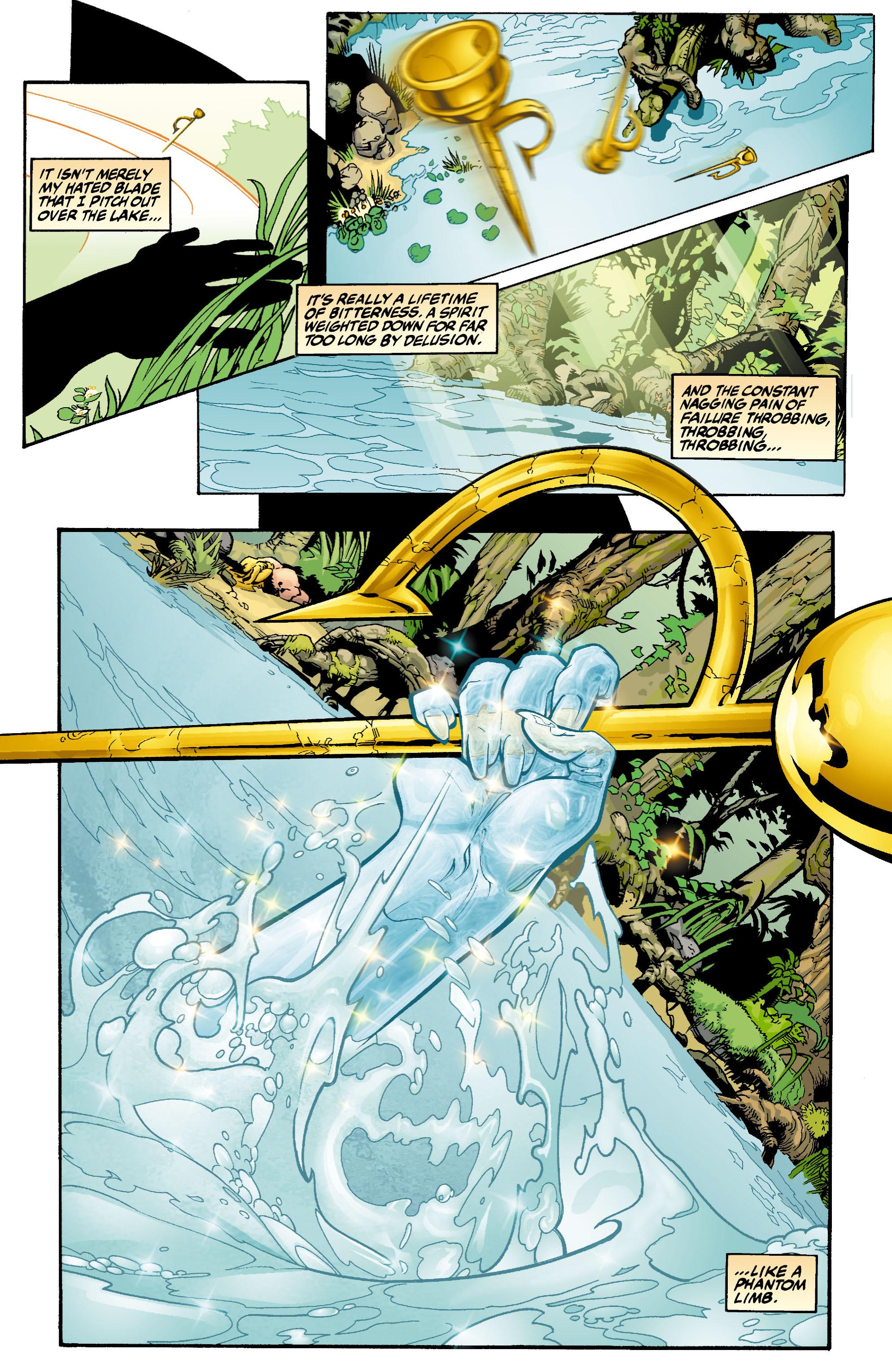 Read online Aquaman (2003) comic -  Issue #1 - 16