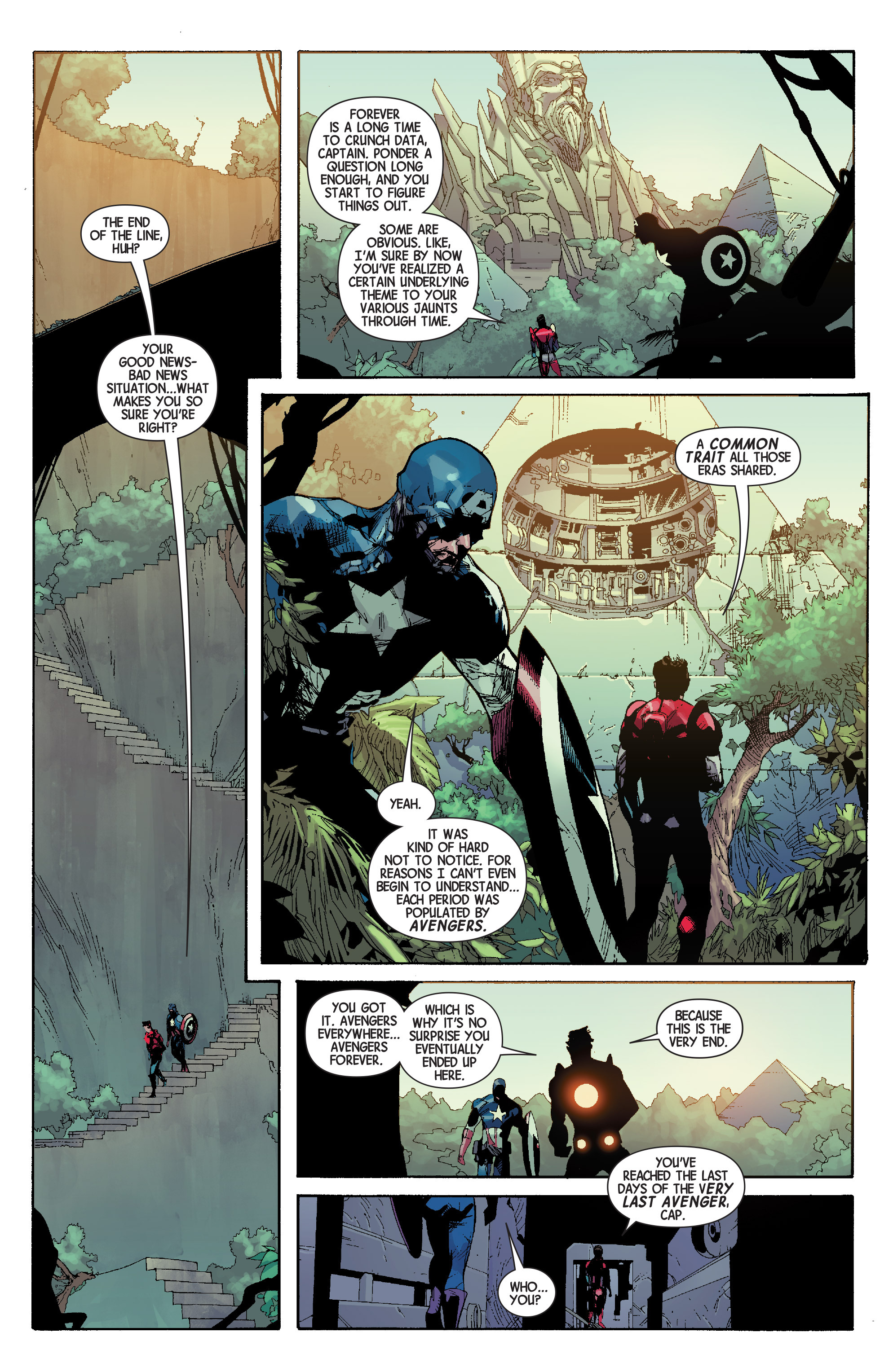 Read online Avengers (2013) comic -  Issue #Avengers (2013) _TPB 6 - 131