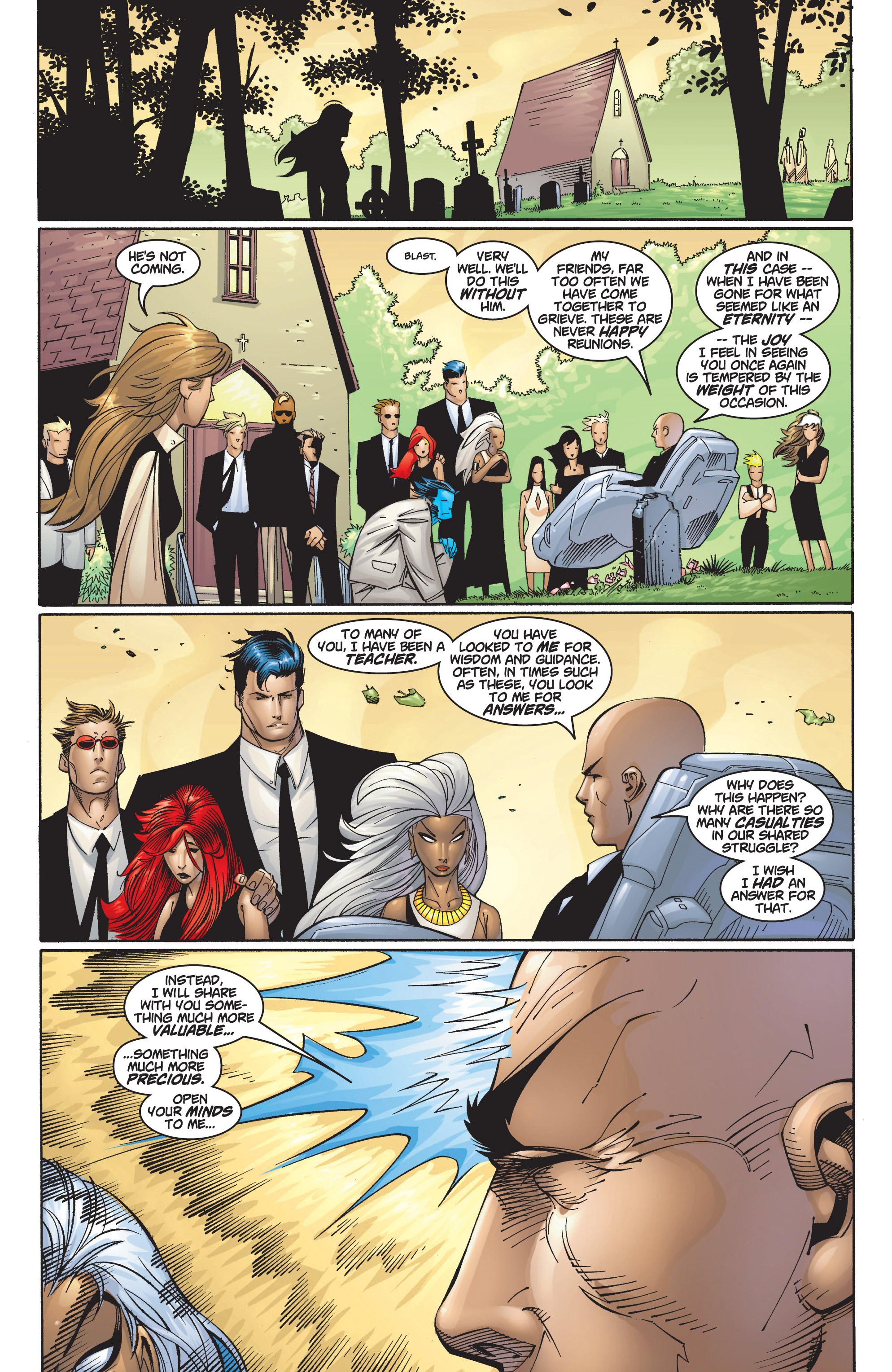 Read online Uncanny X-Men (1963) comic -  Issue #368 - 14