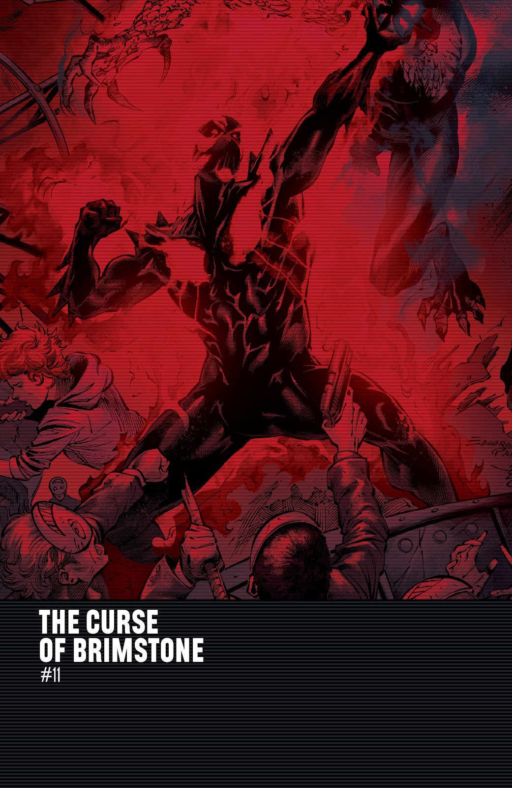Read online The Curse of Brimstone: Ashes comic -  Issue # TPB (Part 2) - 32