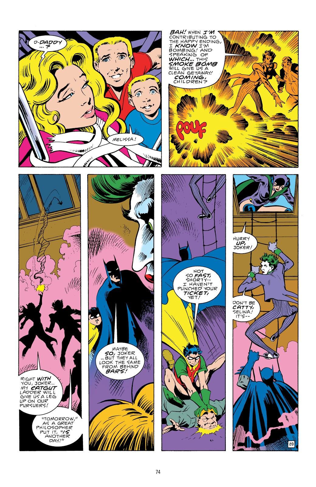 Read online Detective Comics (1937) comic -  Issue # _TPB Batman - The Dark Knight Detective 1 (Part 1) - 74