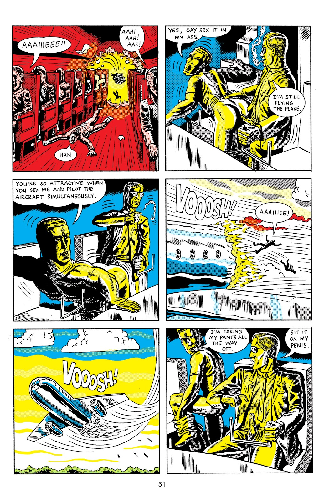 Read online Terror Assaulter: O.M.W.O.T (One Man War On Terror) comic -  Issue # TPB - 51