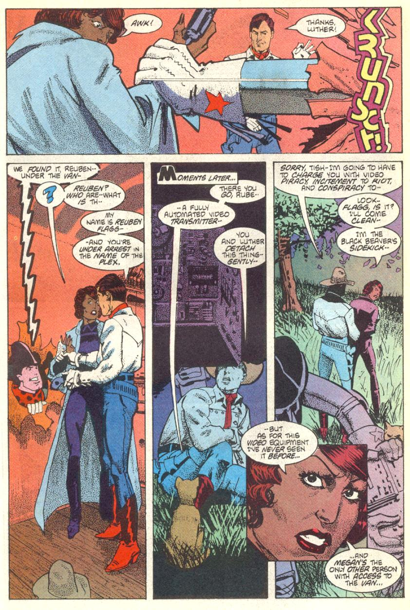 American Flagg! issue 16 - Page 16