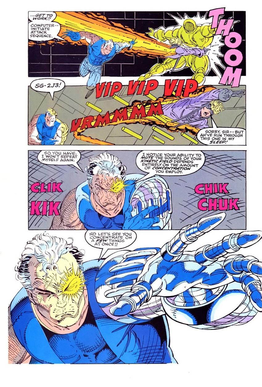 Read online Wolverine: Origins comic -  Issue #25 - 30