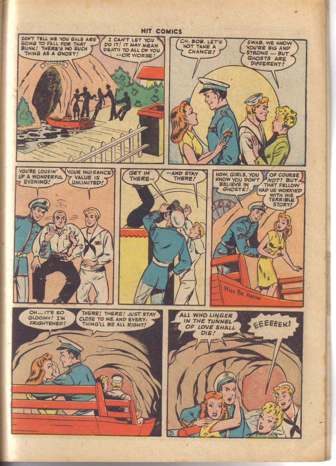 Read online Hit Comics comic -  Issue #45 - 20