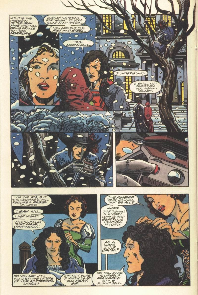 Read online Eternal Warrior (1992) comic -  Issue #8 - 15