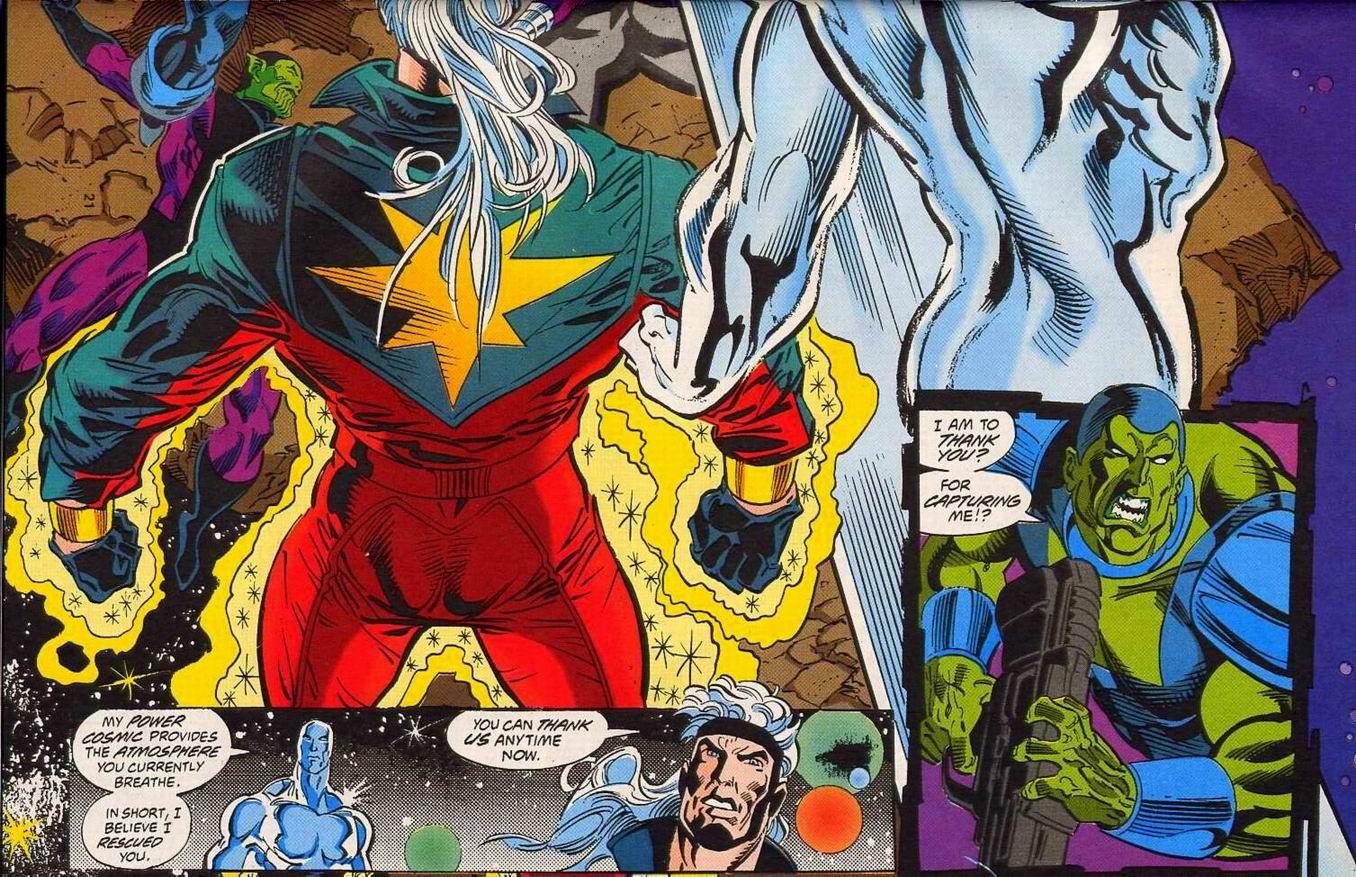 Read online Secret Defenders comic -  Issue #14 - 16