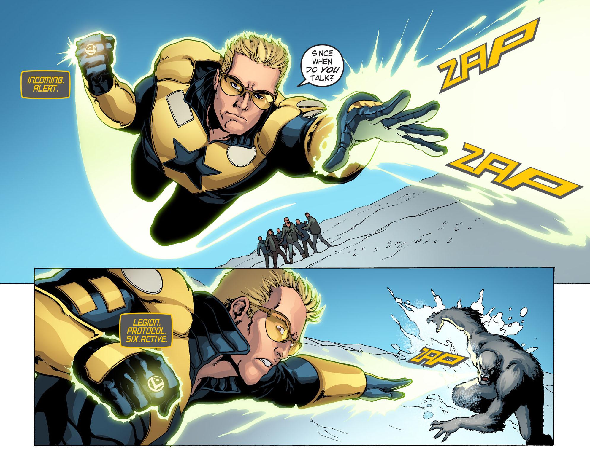 Read online Smallville: Season 11 comic -  Issue #42 - 7