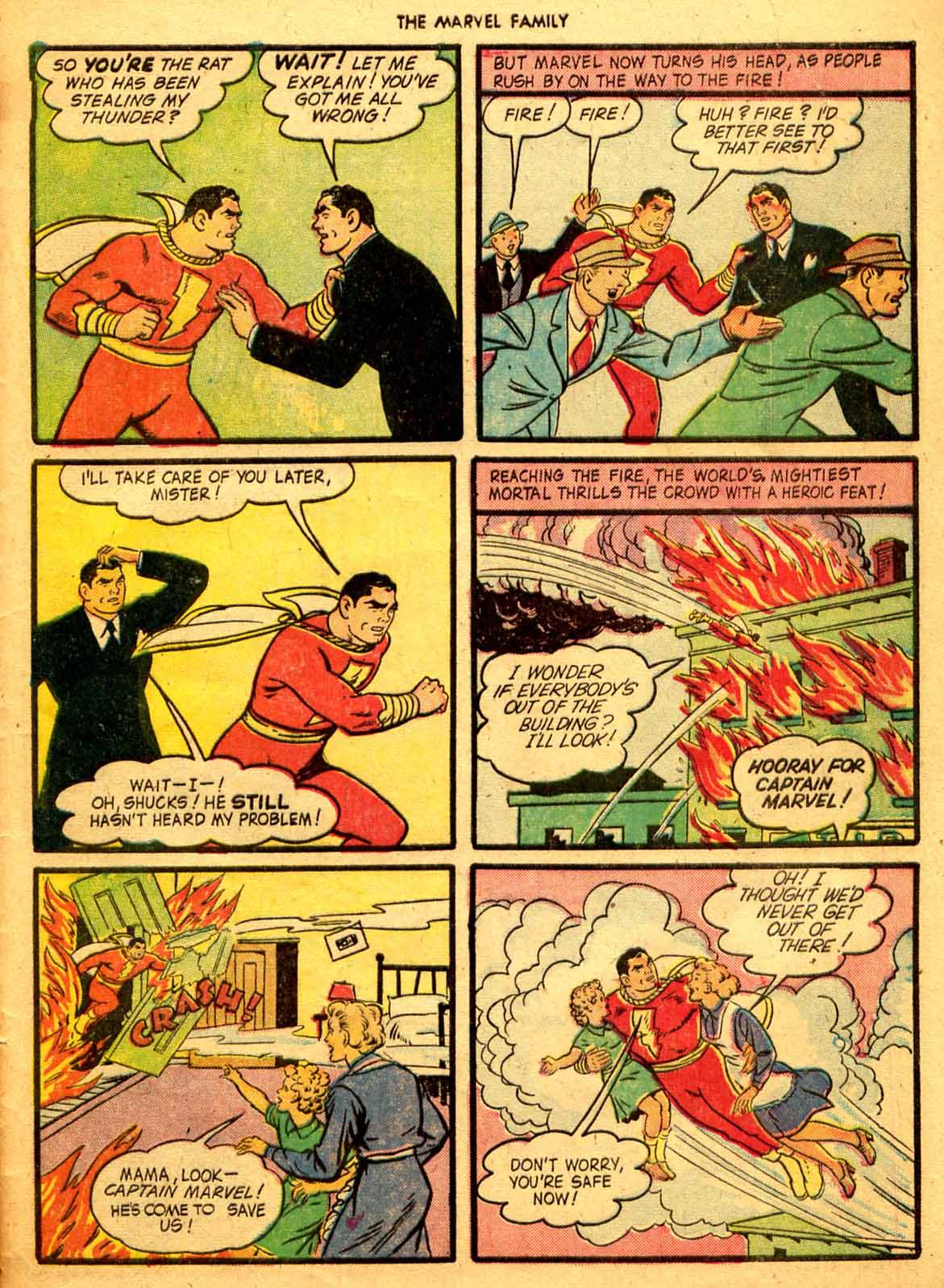 The Marvel Family issue 9 - Page 45