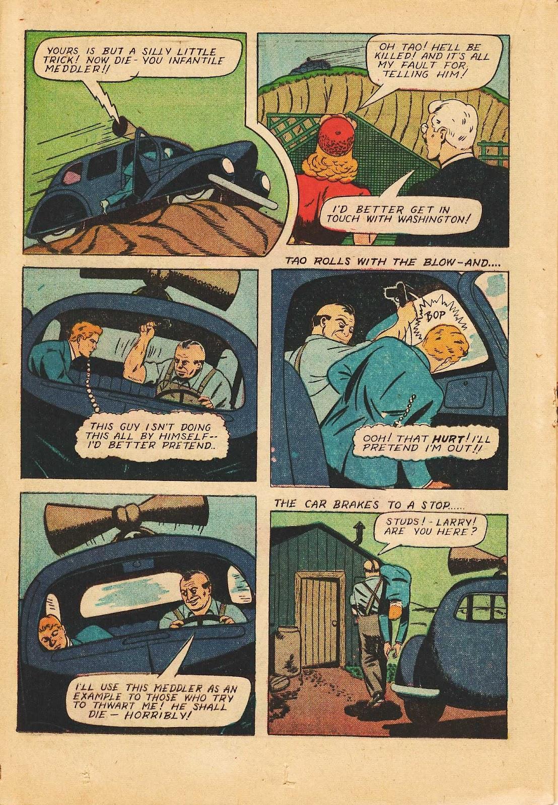 Super-Magician Comics issue 22 - Page 36