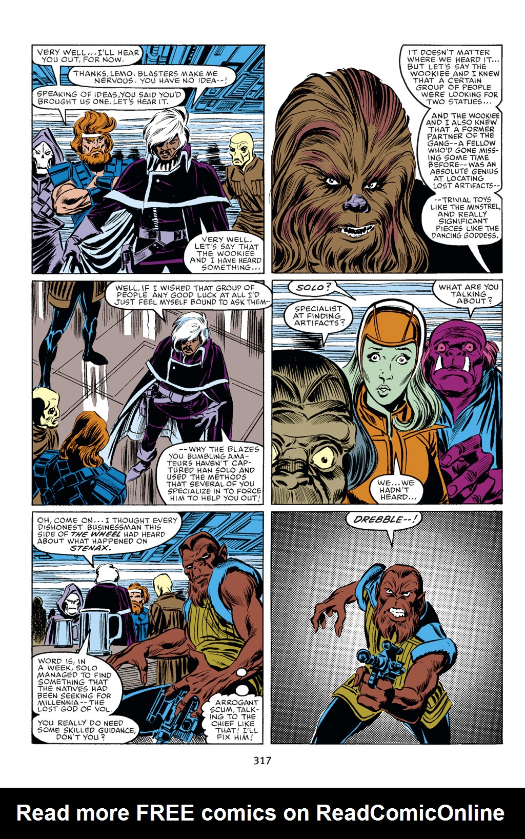 Read online Star Wars Omnibus comic -  Issue # Vol. 18.5 - 37