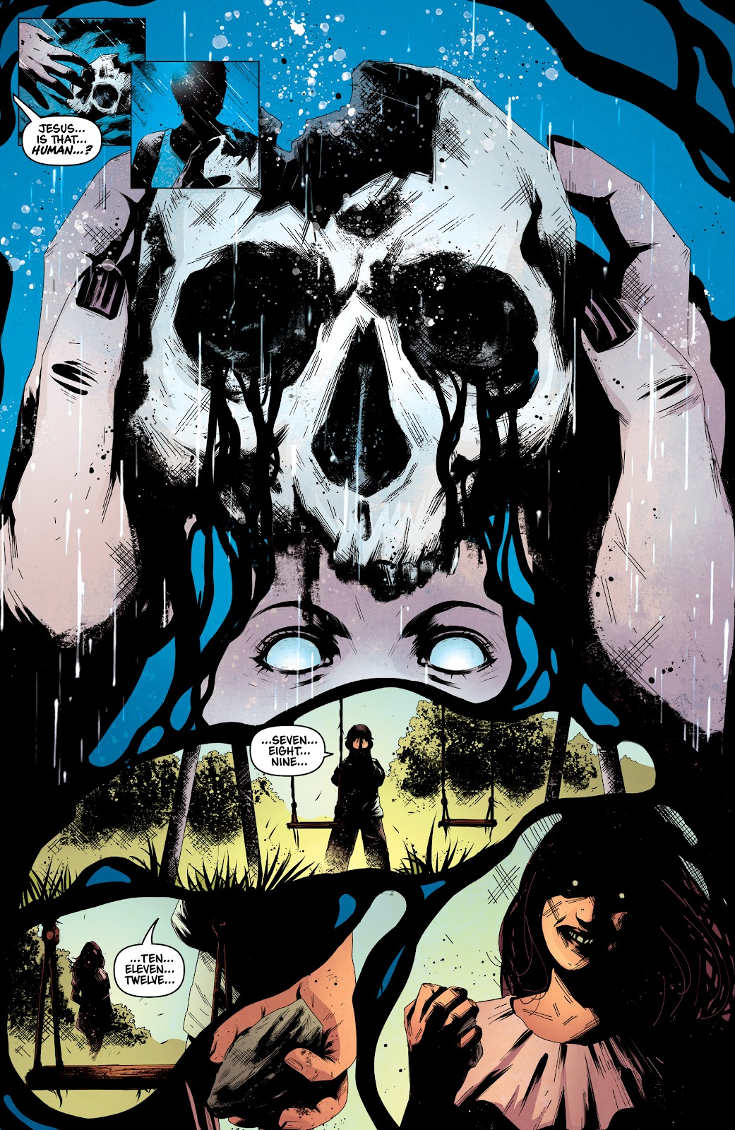 Read online Devil Within comic -  Issue #4 - 14