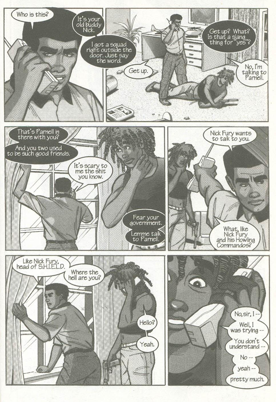 Read online U.S. War Machine comic -  Issue #2 - 18