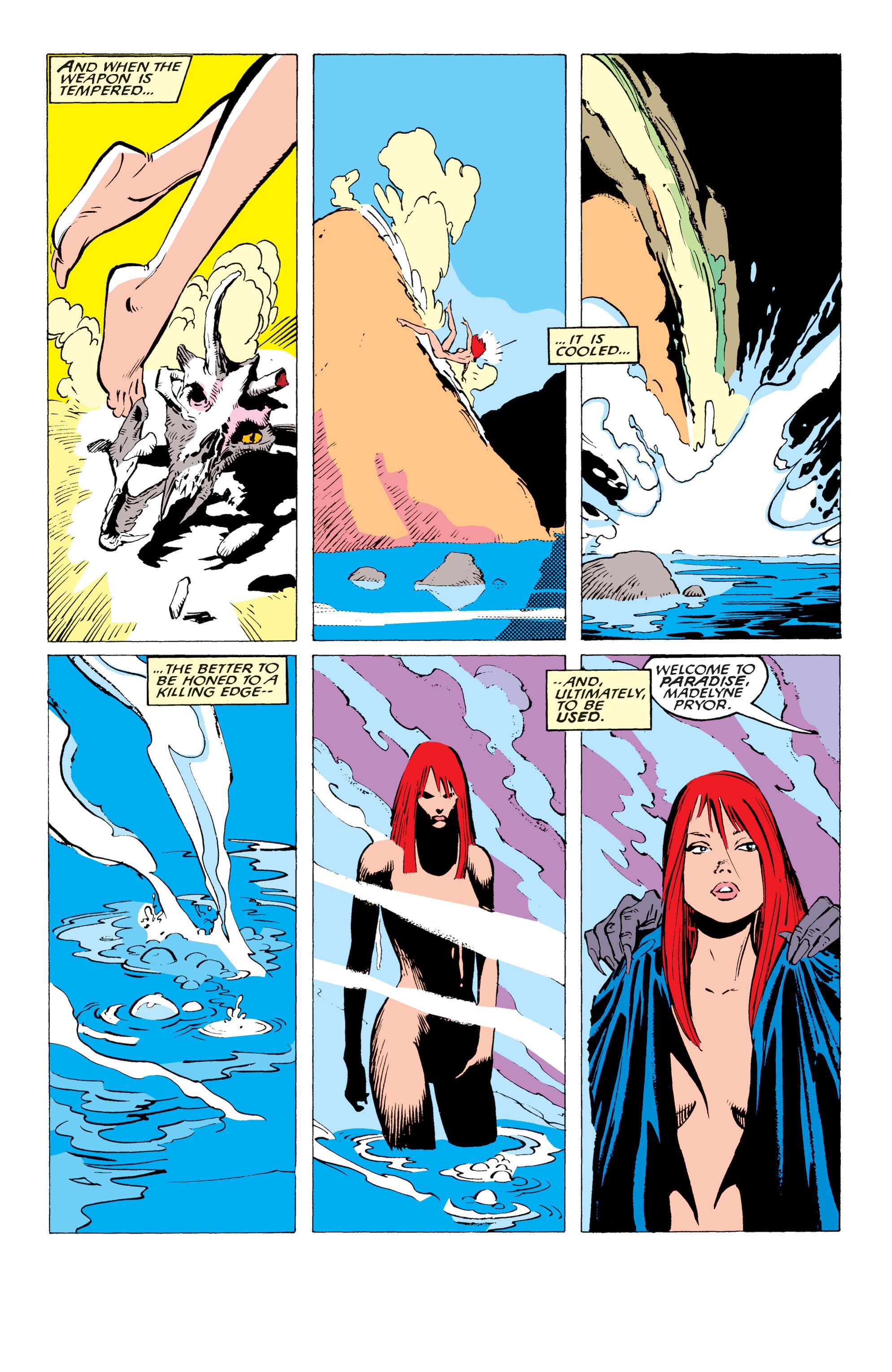 Read online Uncanny X-Men (1963) comic -  Issue #234 - 10