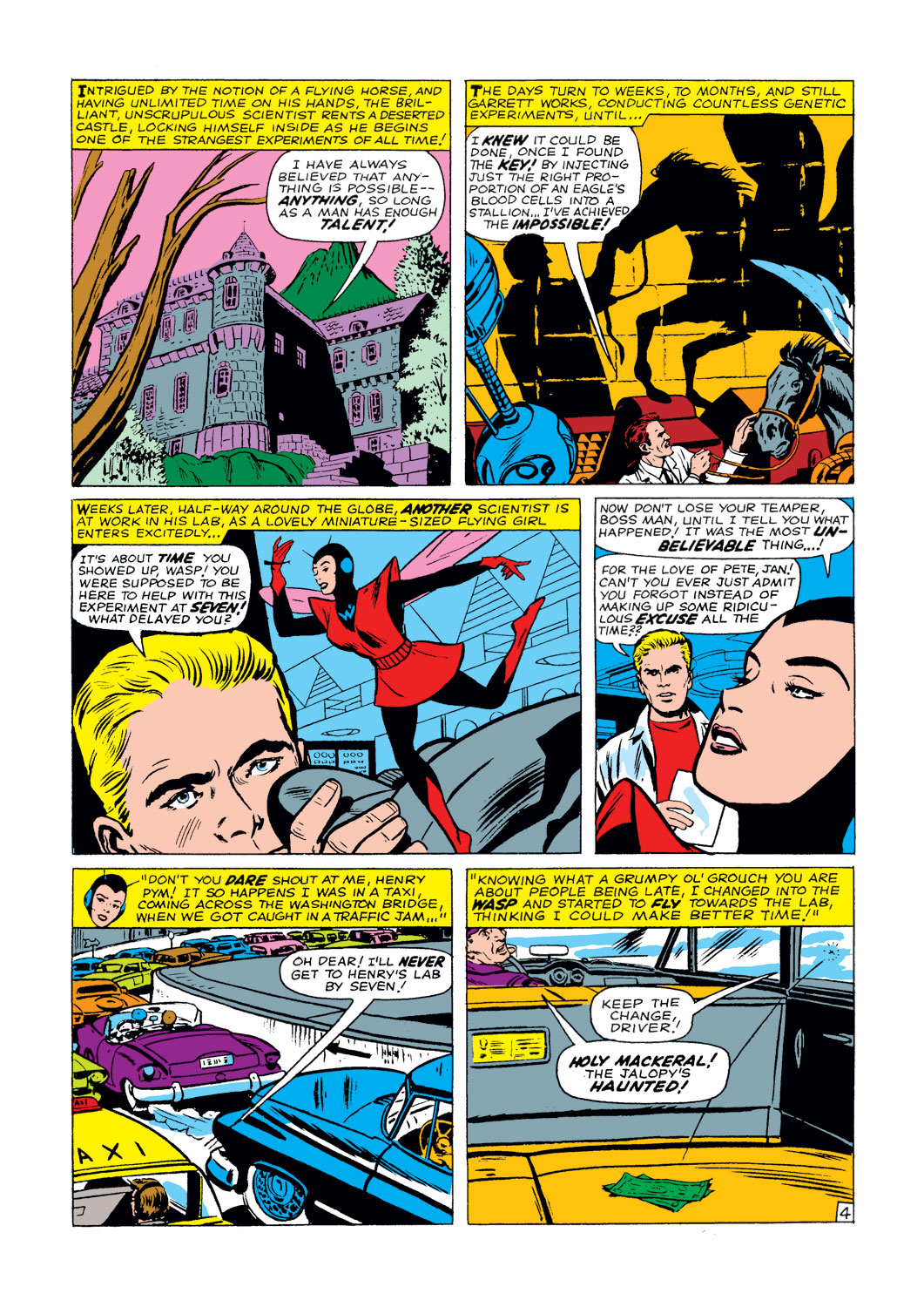Tales to Astonish (1959) issue 52 - Page 5