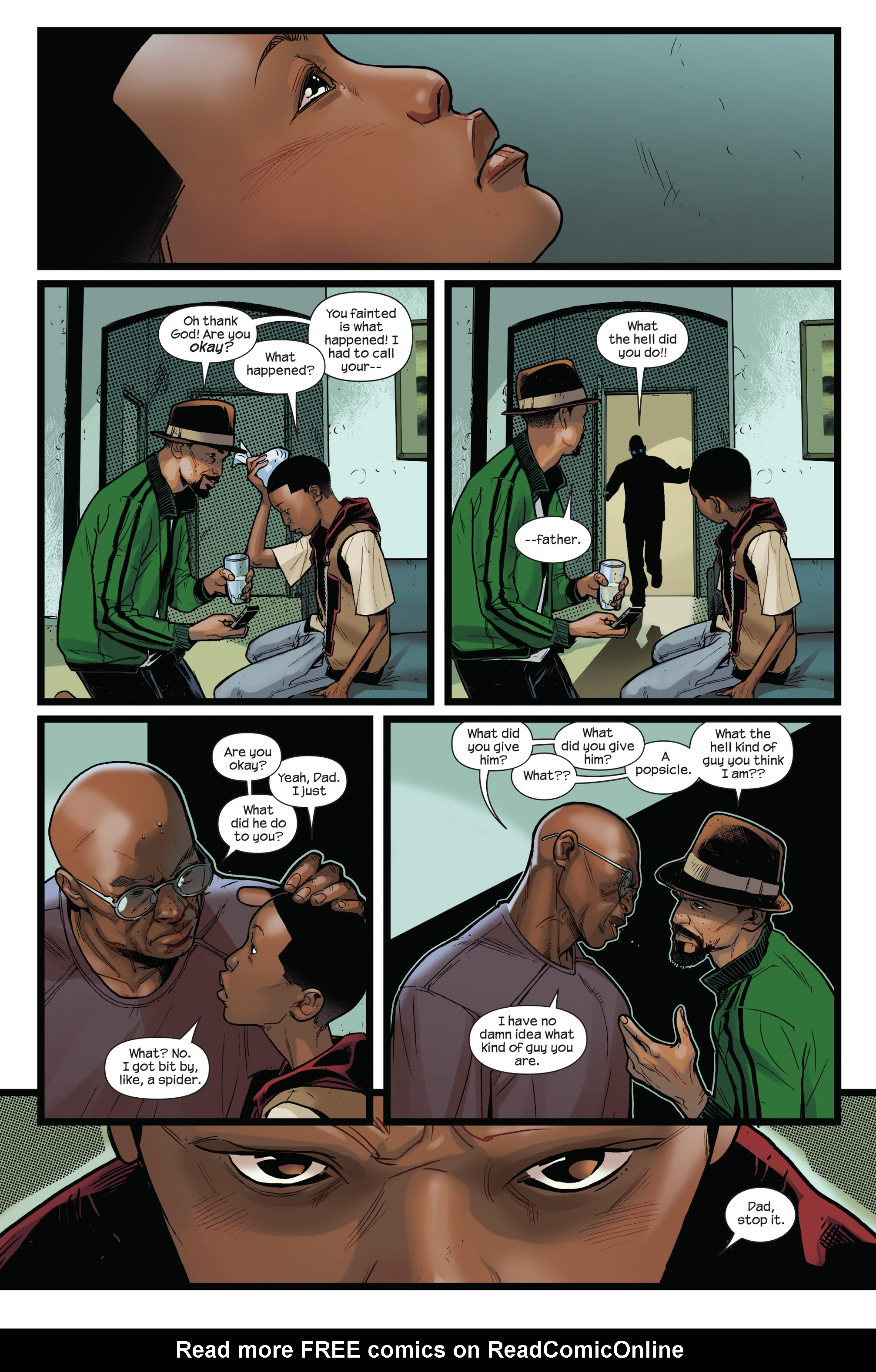 Read online Secret Wars Prelude comic -  Issue # Full - 162