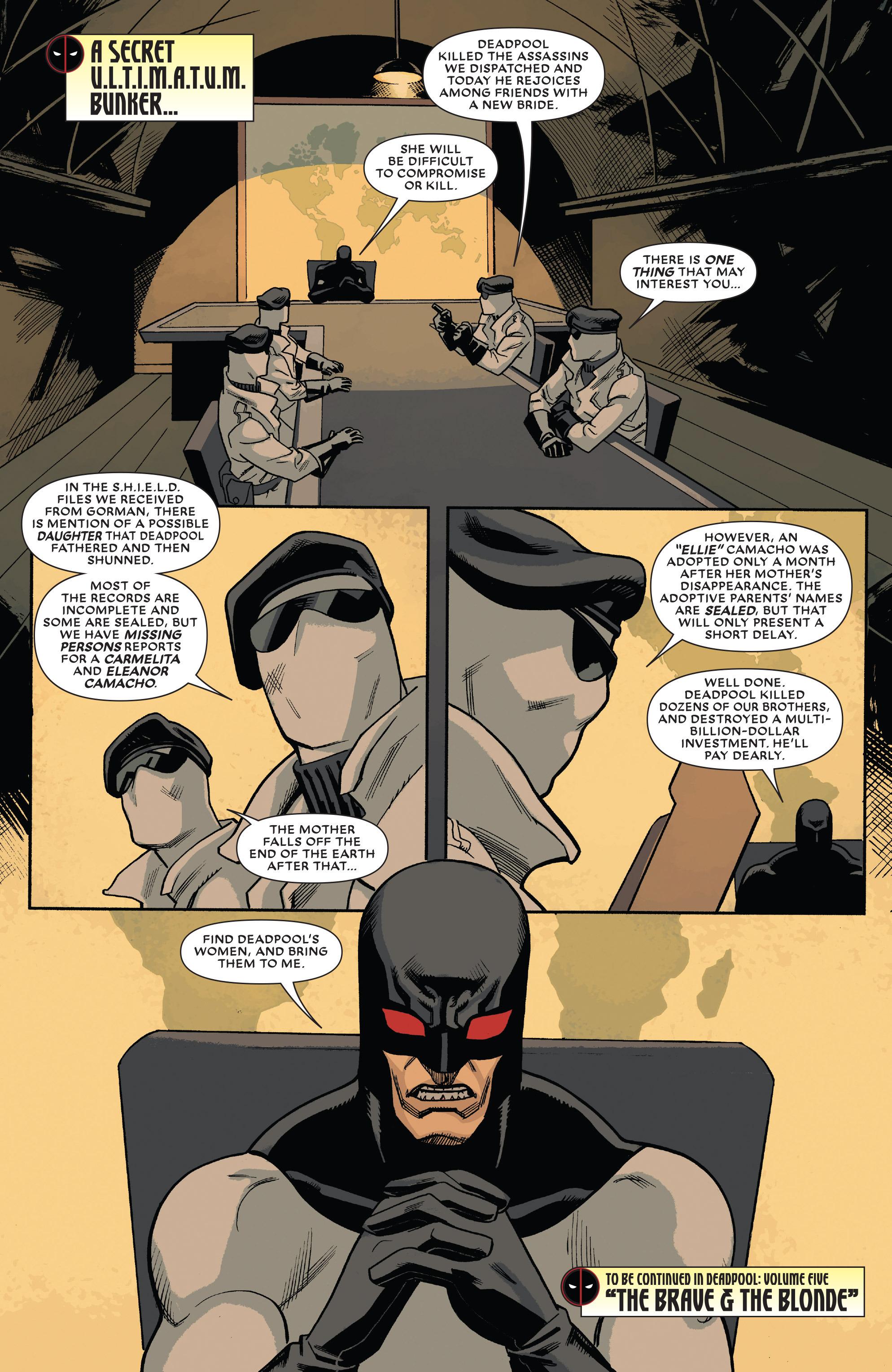 Read online True Believers: The Wedding of Deadpool comic -  Issue # Full - 21