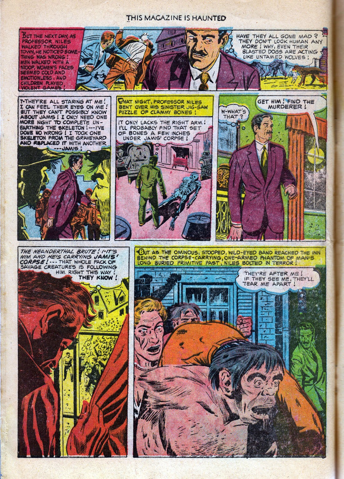 Read online This Magazine Is Haunted comic -  Issue #10 - 10