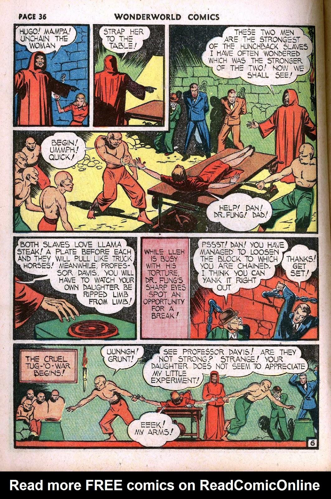 Wonderworld Comics issue 14 - Page 38
