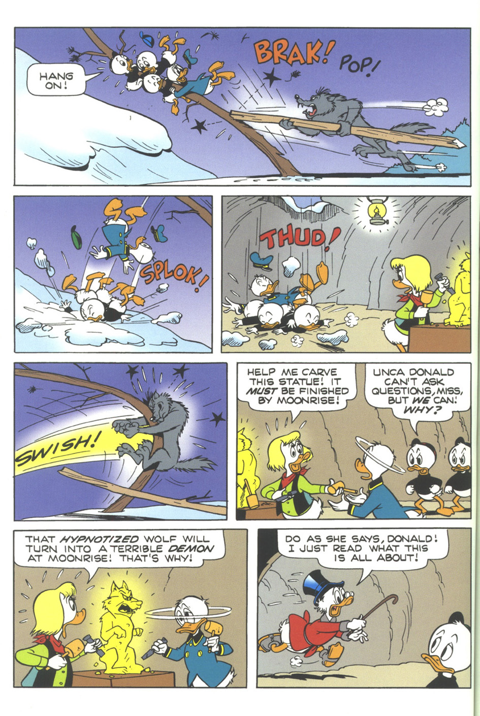 Read online Uncle Scrooge (1953) comic -  Issue #317 - 62