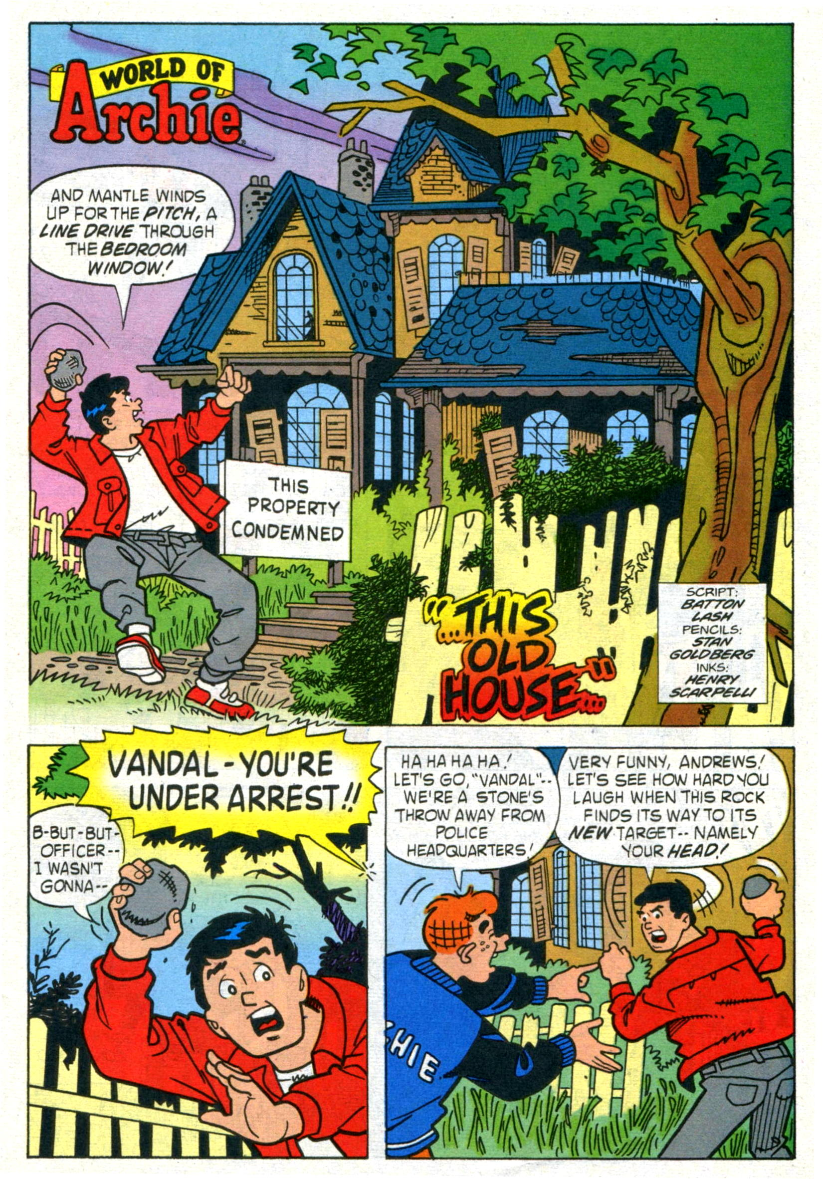 Read online World of Archie comic -  Issue #17 - 29