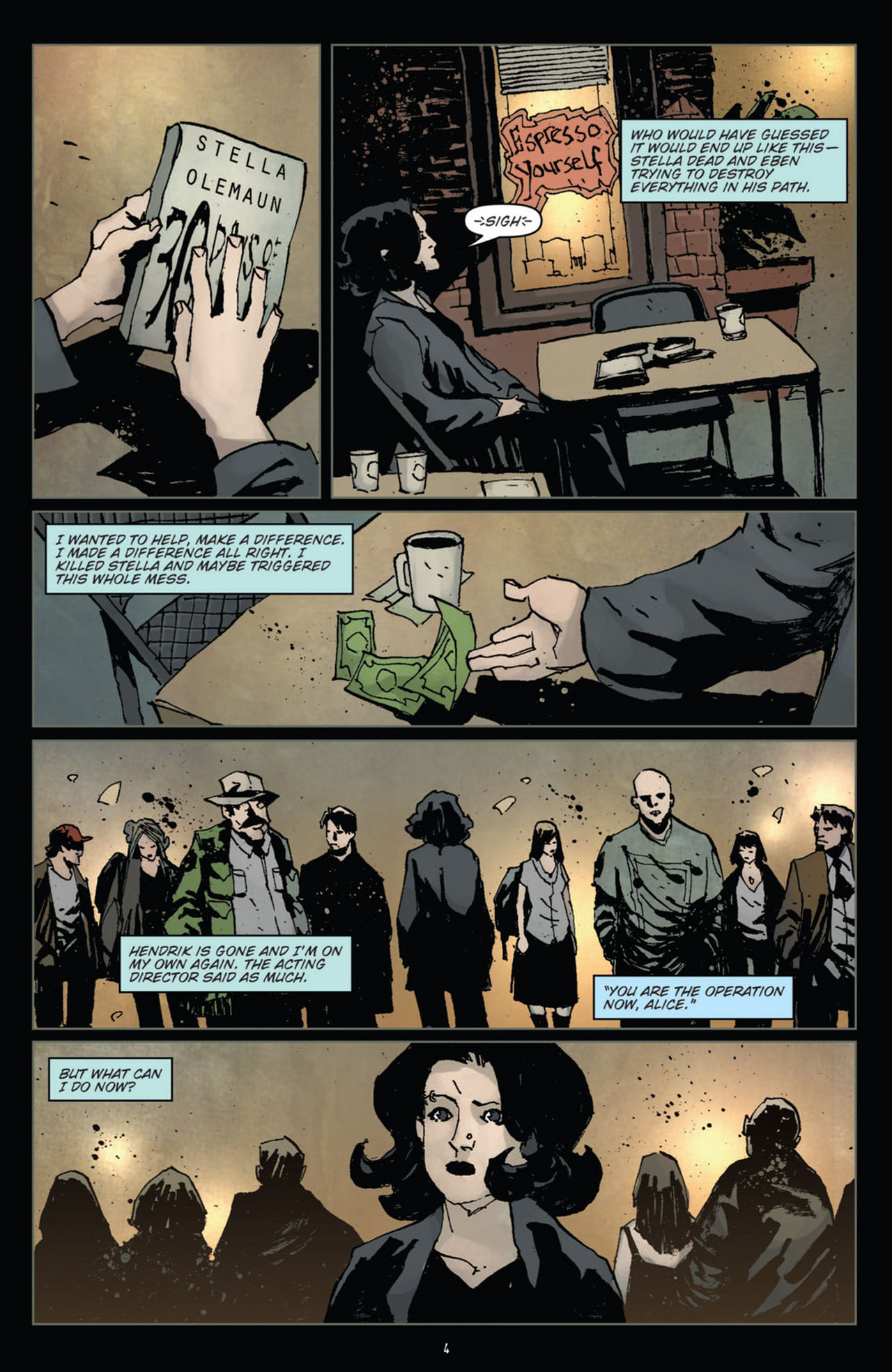 Read online 30 Days of Night (2011) comic -  Issue #12 - 6