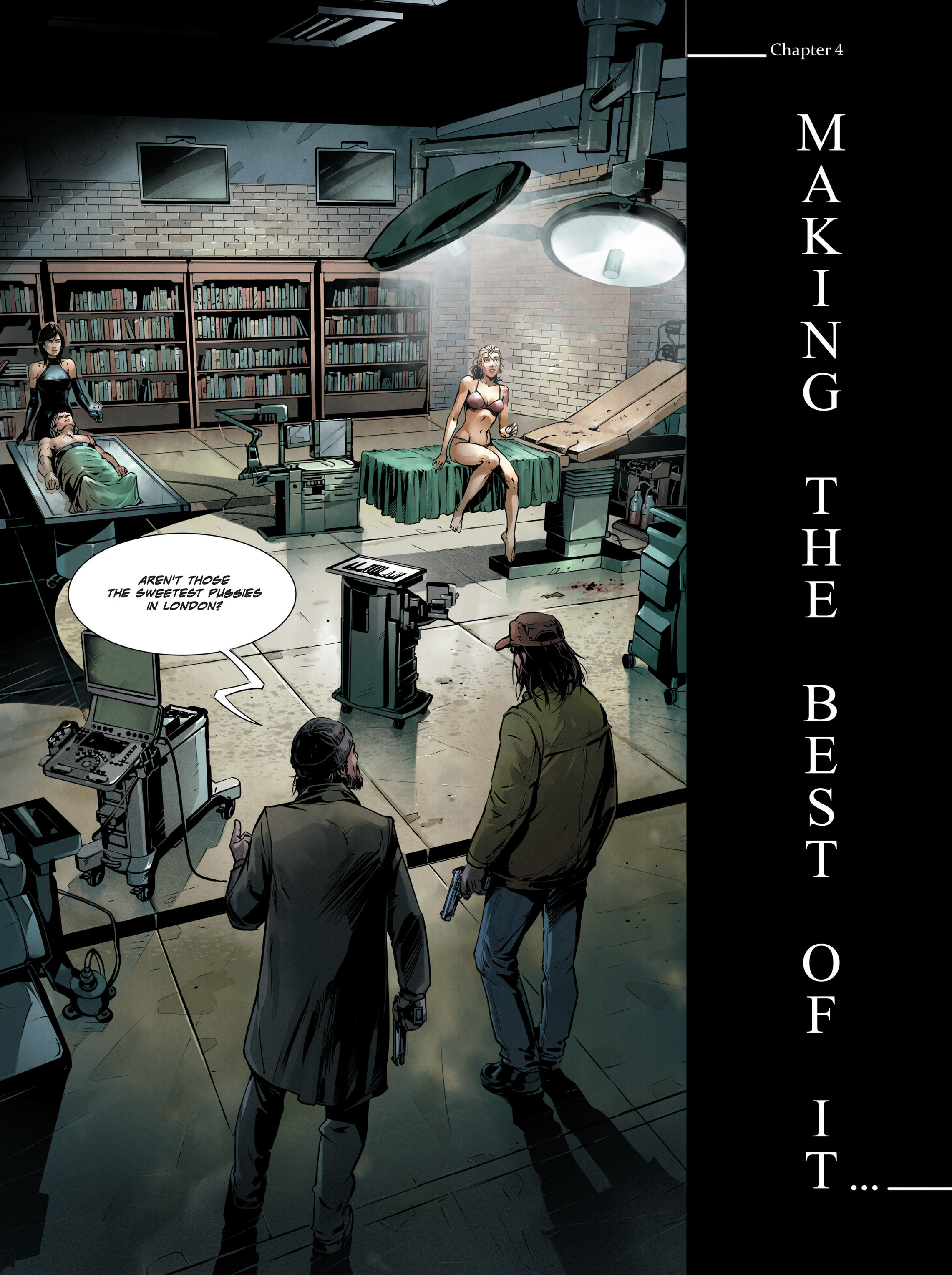 Read online Alice Matheson comic -  Issue #3 - 35