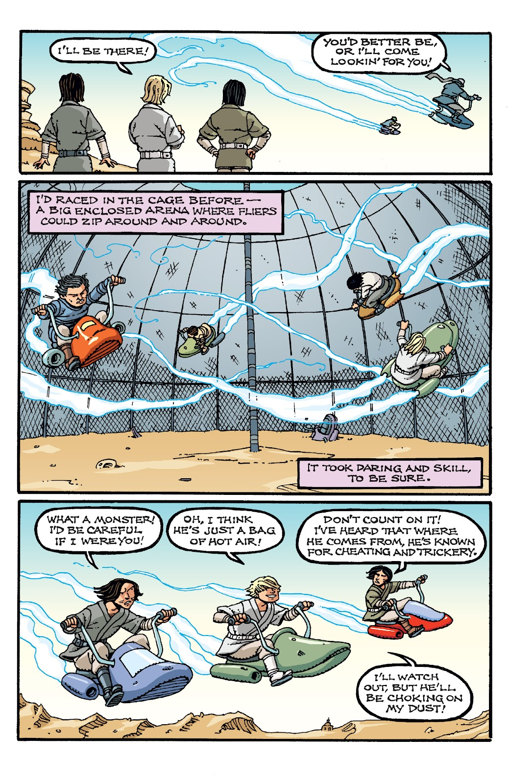 Read online Star Wars Legends Epic Collection: The Empire comic -  Issue # TPB 5 (Part 5) - 56