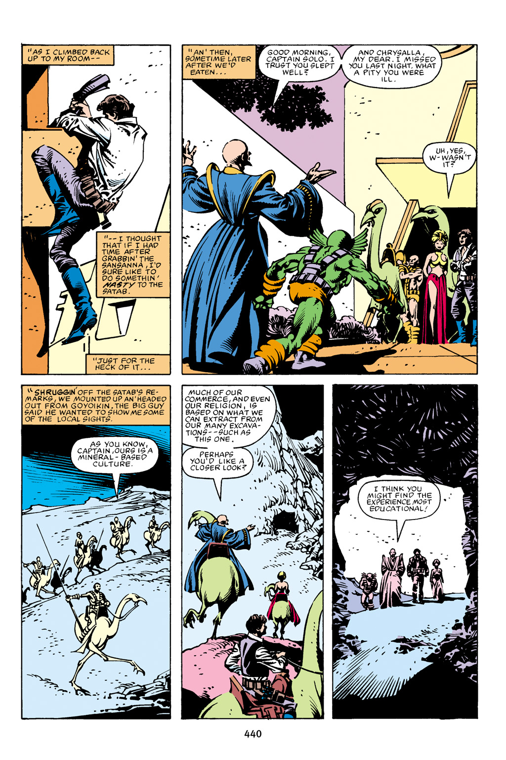 Read online Star Wars Omnibus comic -  Issue # Vol. 16 - 432