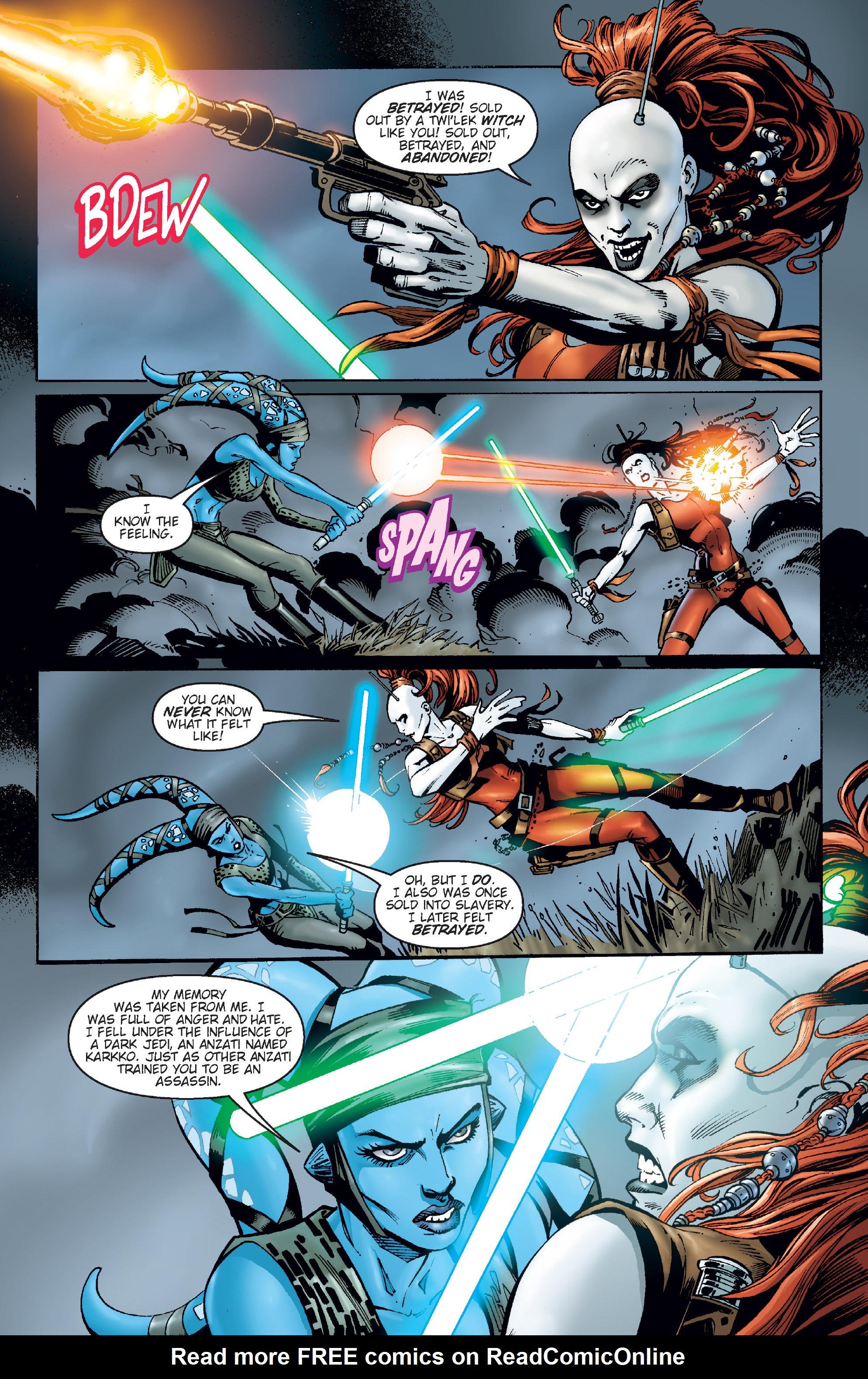 Read online Star Wars Omnibus comic -  Issue # Vol. 24 - 308
