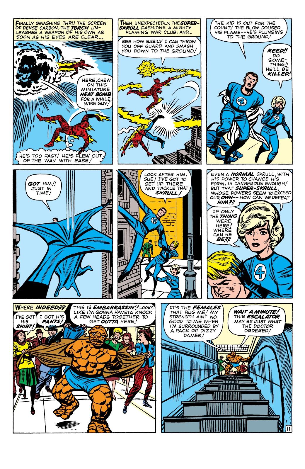 Read online Secret Invasion: Rise of the Skrulls comic -  Issue # TPB (Part 1) - 40
