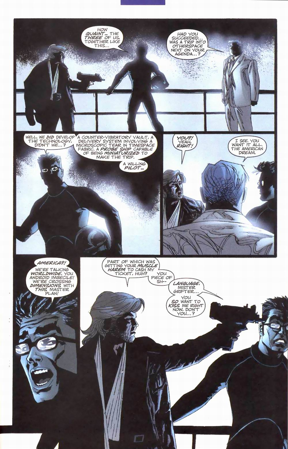Wildcats (1999) Issue #26 #27 - English 20