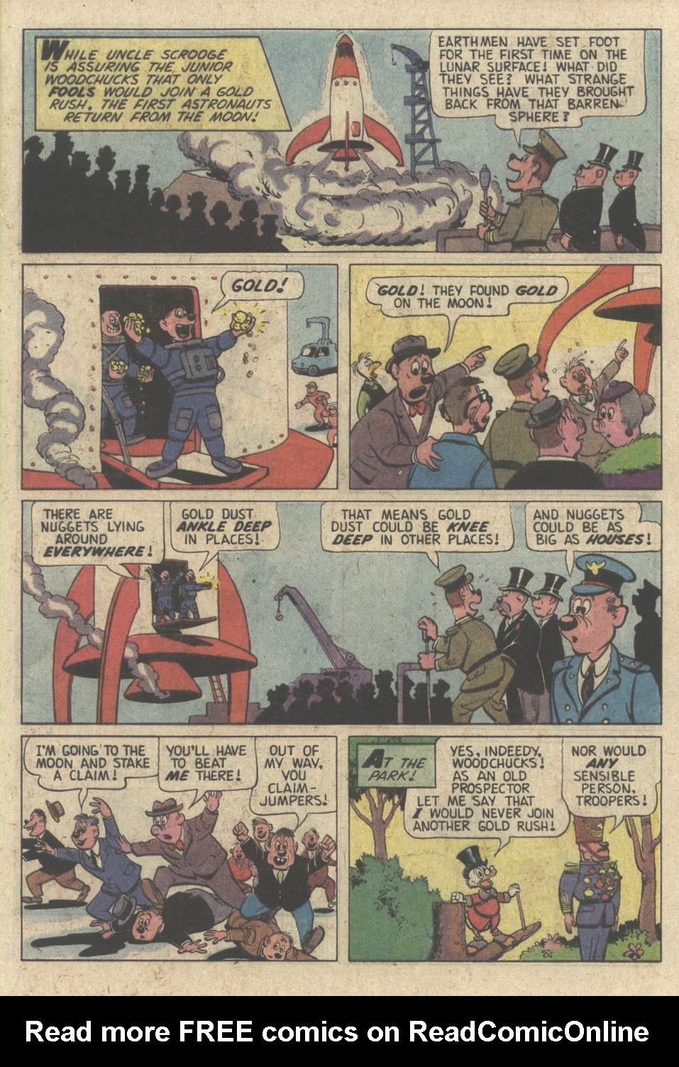 Read online Uncle Scrooge (1953) comic -  Issue #242 - 49