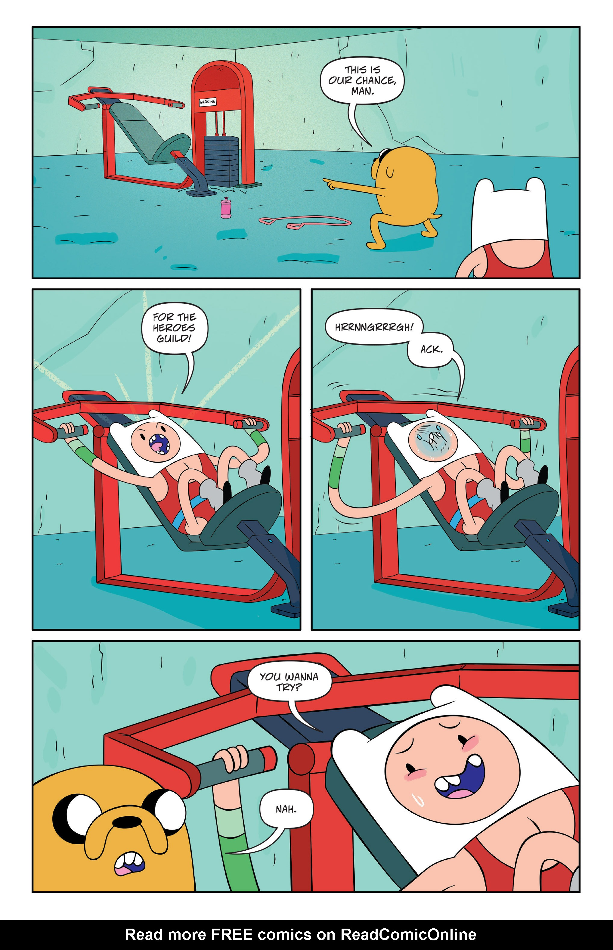 Read online Adventure Time comic -  Issue #Adventure Time _TPB 7 - 44