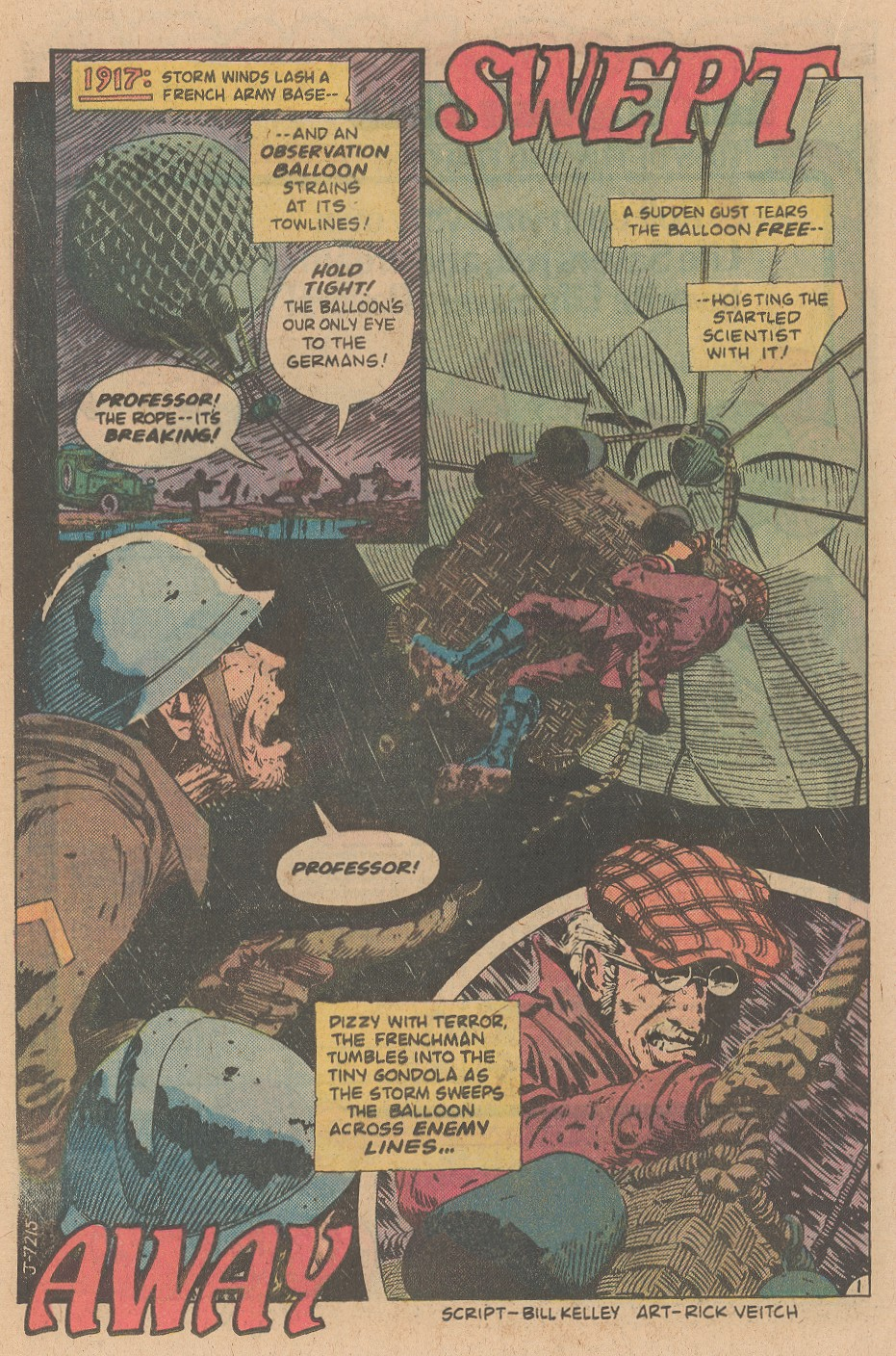Sgt. Rock issue 355 - Page 15