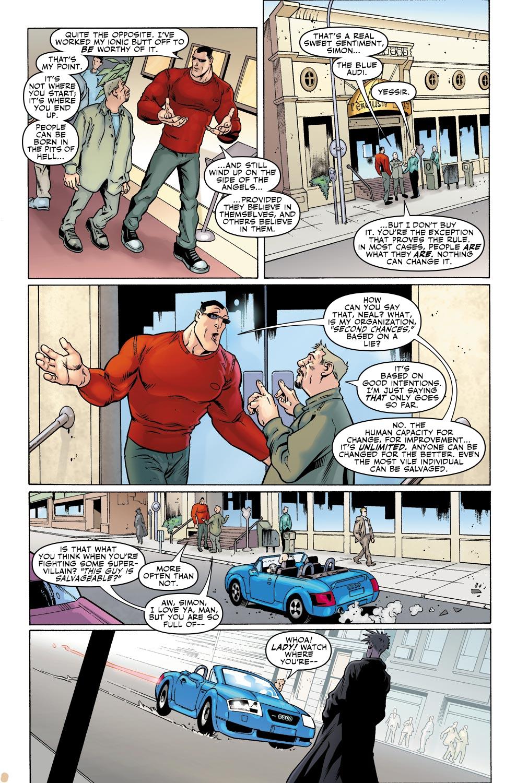 Read online Wonder Man (2007) comic -  Issue #1 - 9