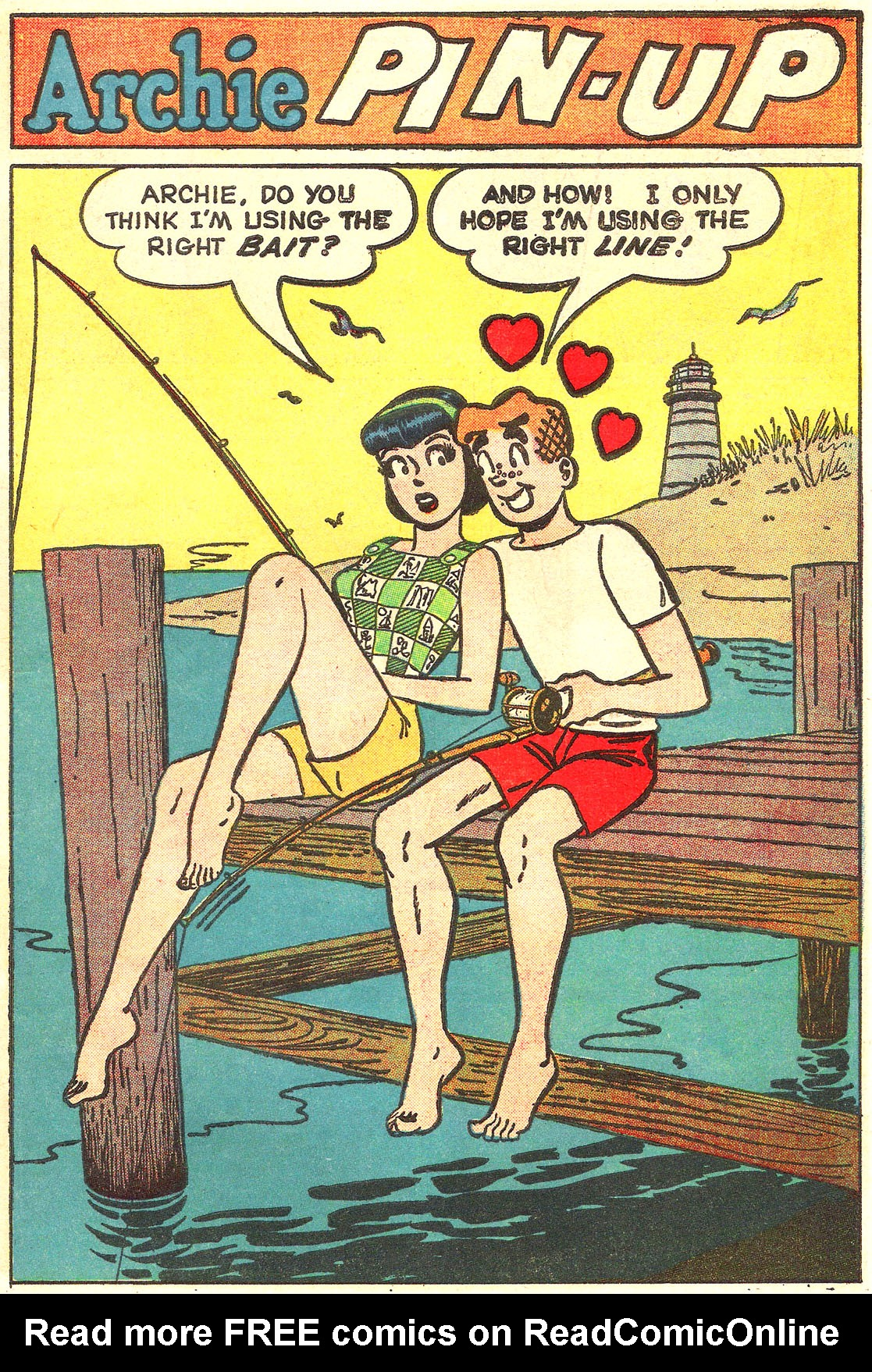 Read online Archie (1960) comic -  Issue #157 - 11