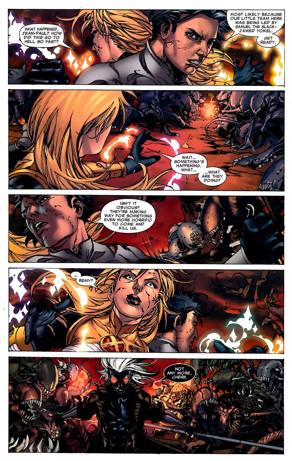 Read online X-Men: Second Coming Revelations comic -  Issue # TPB (Part 2) - 16