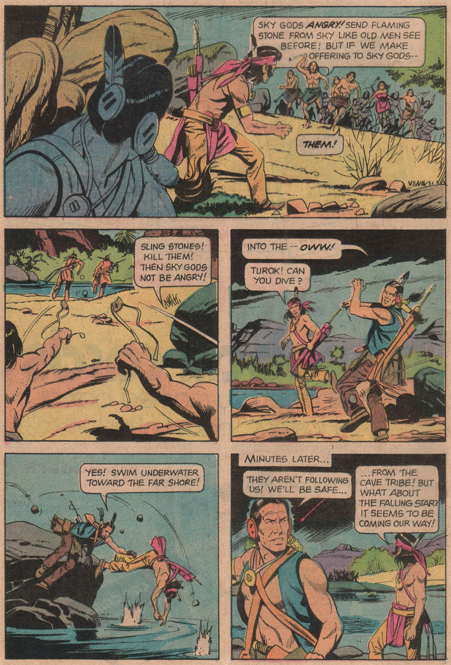Read online Turok, Son of Stone comic -  Issue #97 - 8