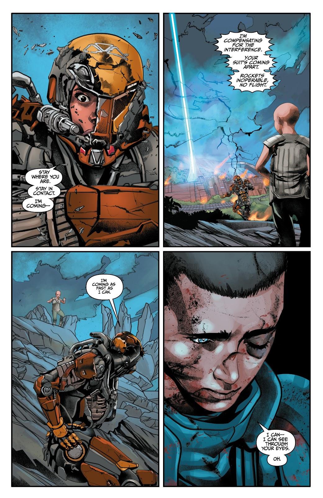 Read online Anthem comic -  Issue #3 - 17