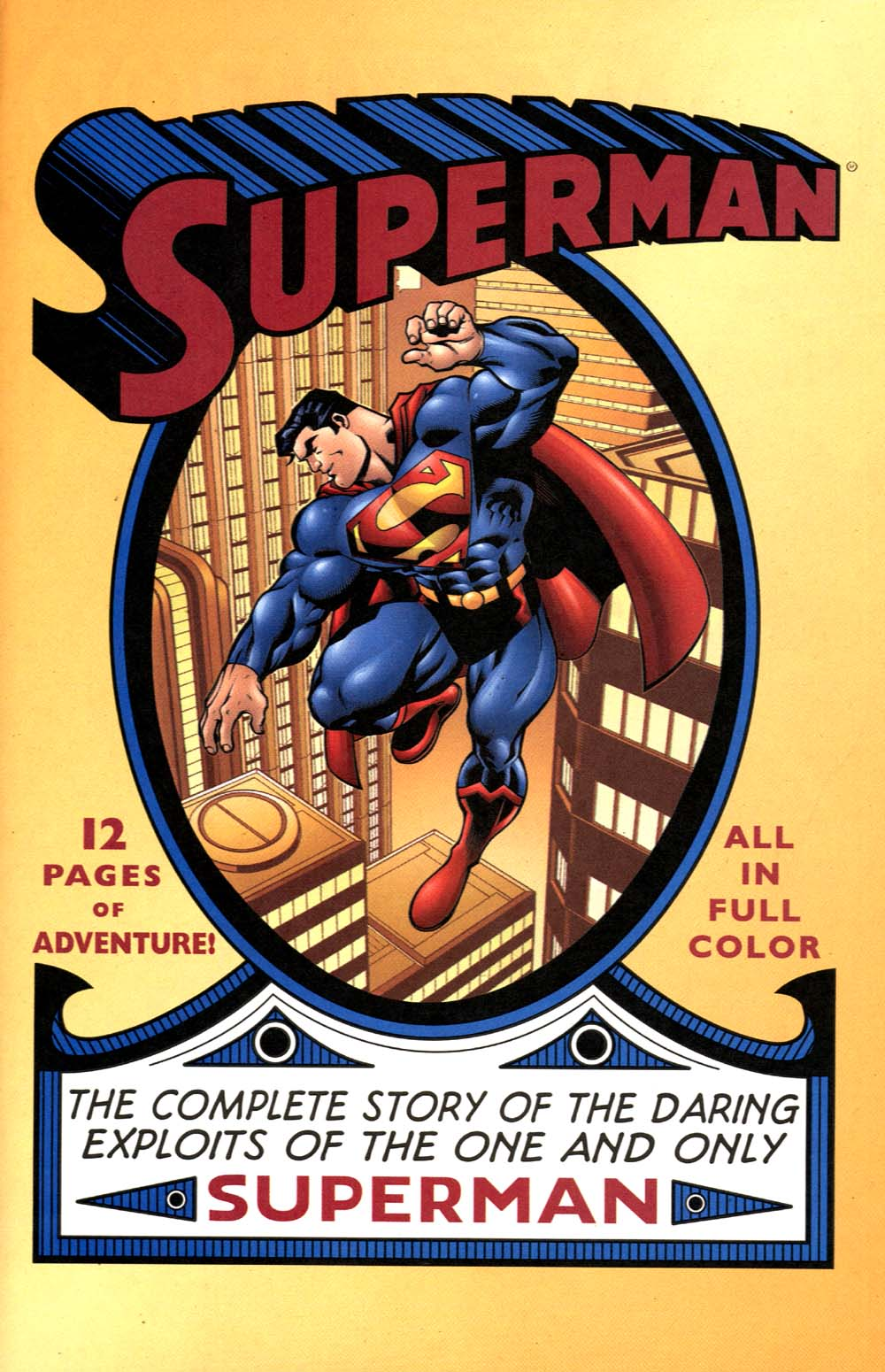 Read online Adventures of Superman (1987) comic -  Issue #600 - 46