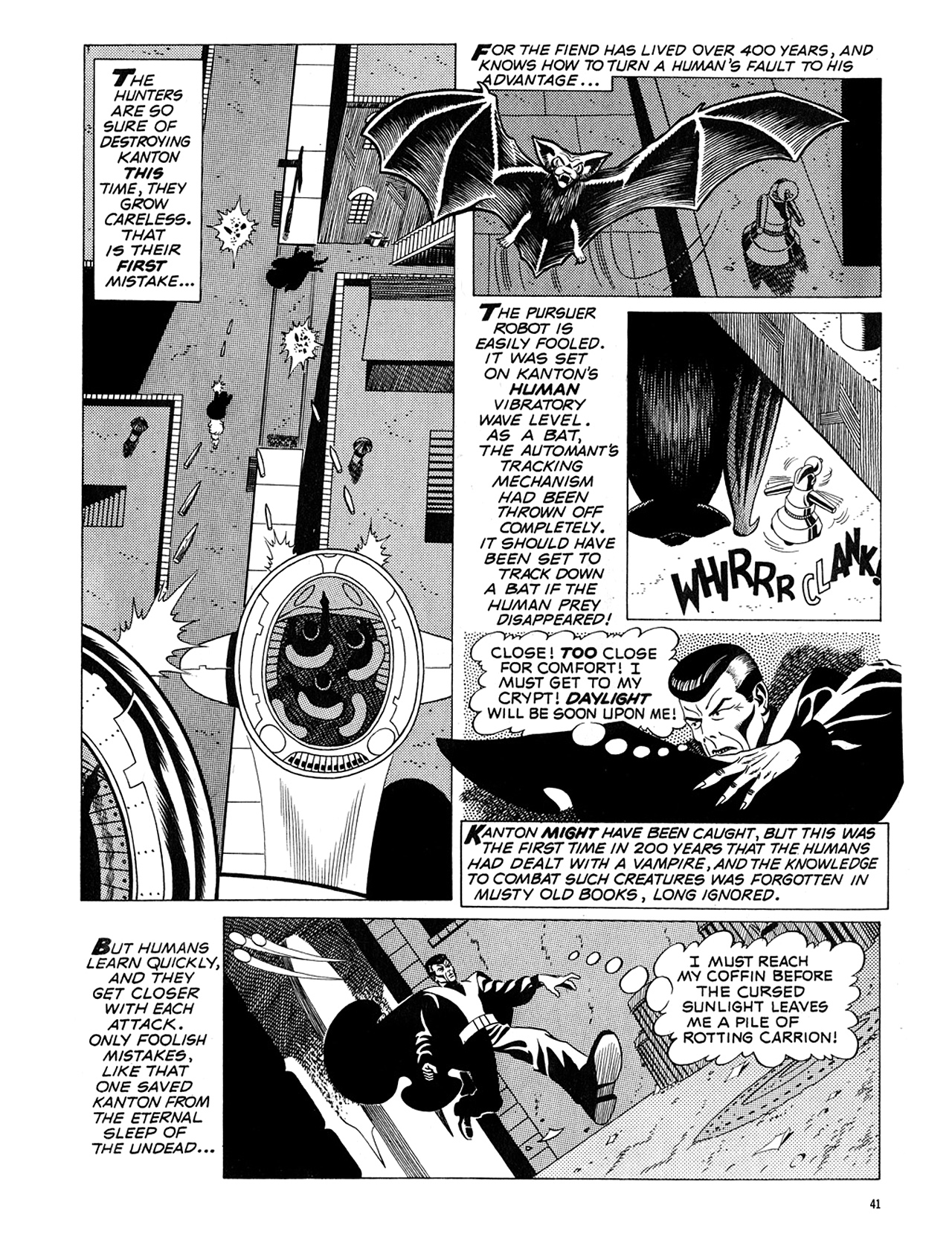 Read online Eerie Archives comic -  Issue # TPB 5 - 42
